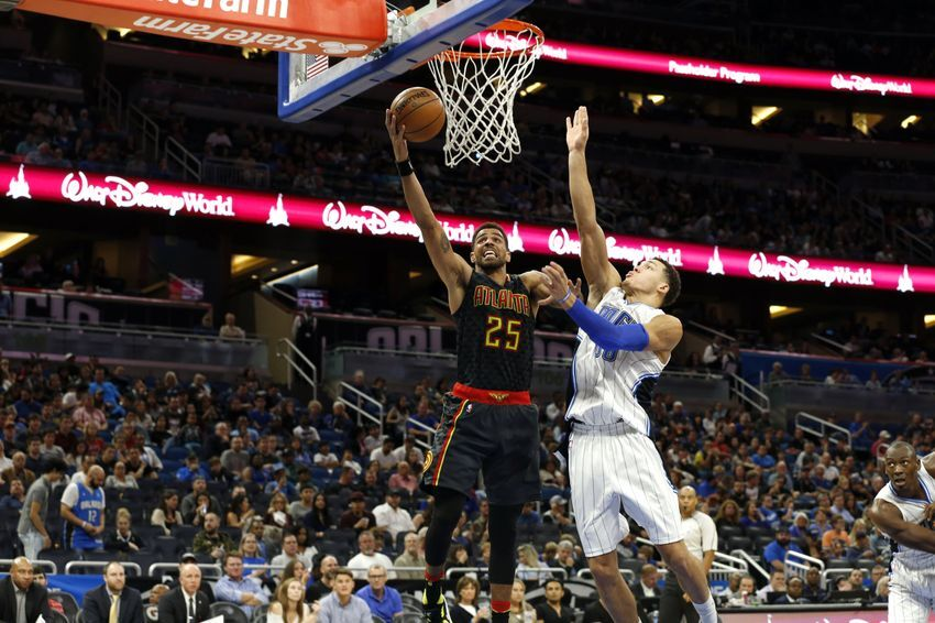 Orlando Magic Grades: Atlanta Hawks 111, Orlando Magic 92