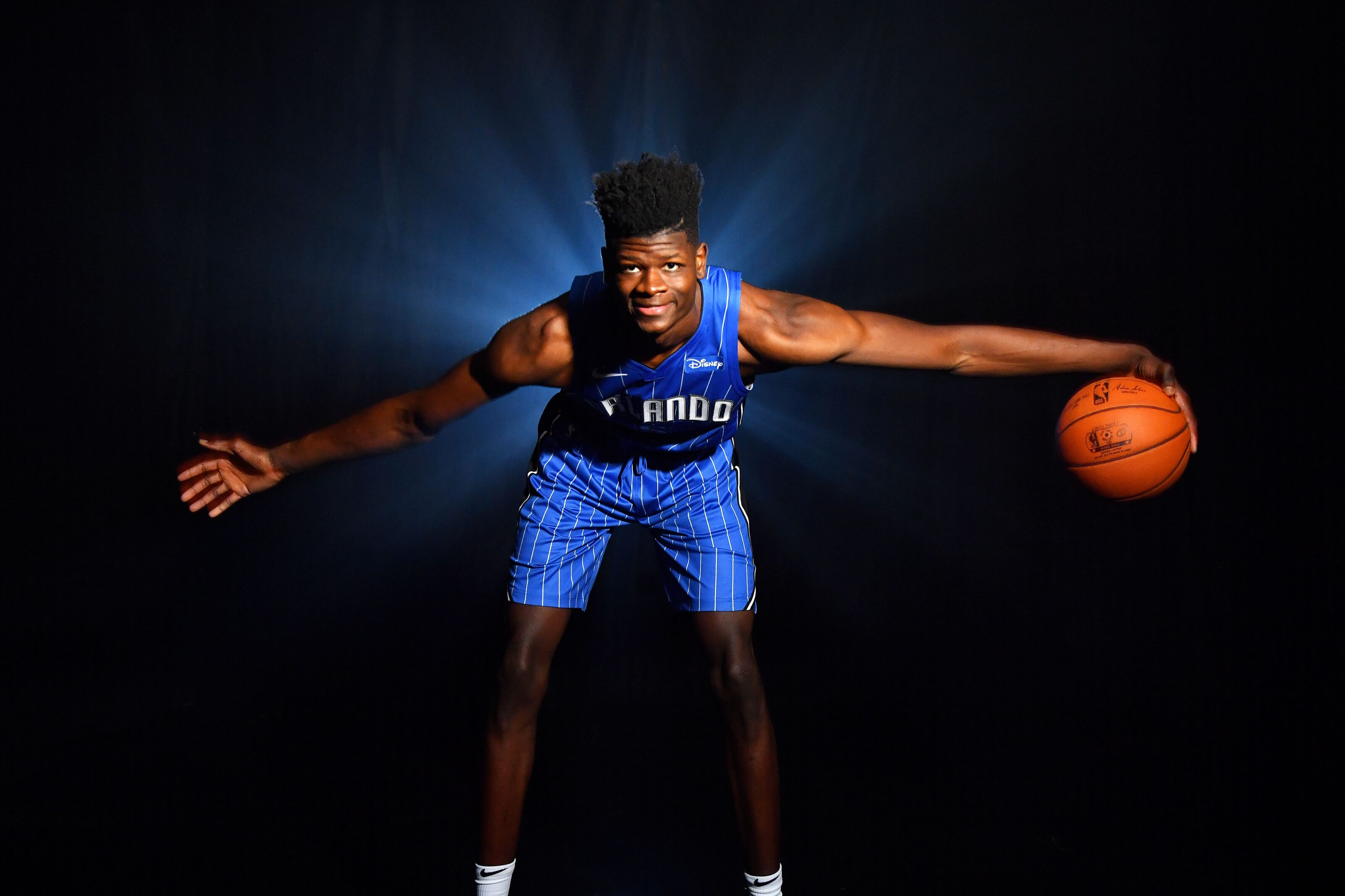 Orlando Magic's Mohamed Bamba's ascendance is entirely up to