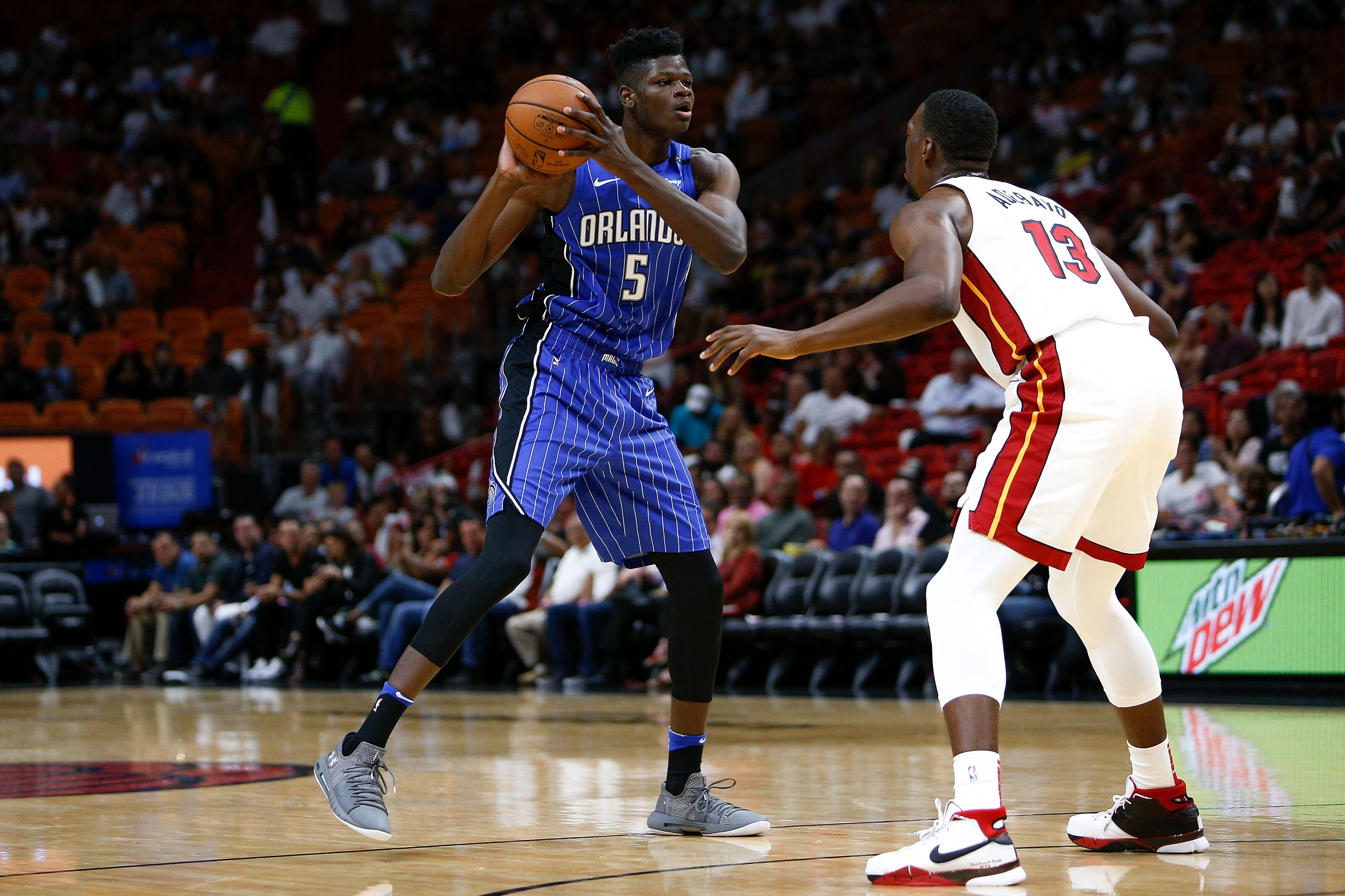 Mohamed Bamba's future for Orlando Magic depends on his shooting