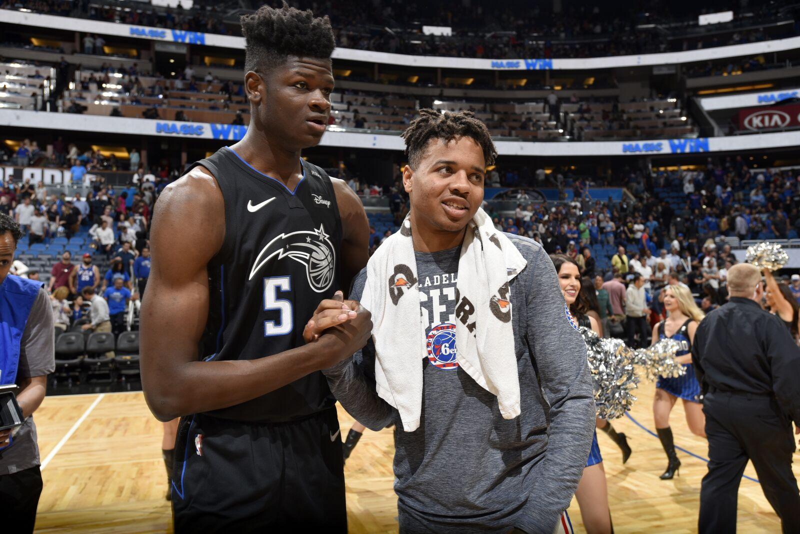 04357be616a Orlando Magic acquire Markelle Fultz from Philadelphia 76ers at NBA trade  deadline