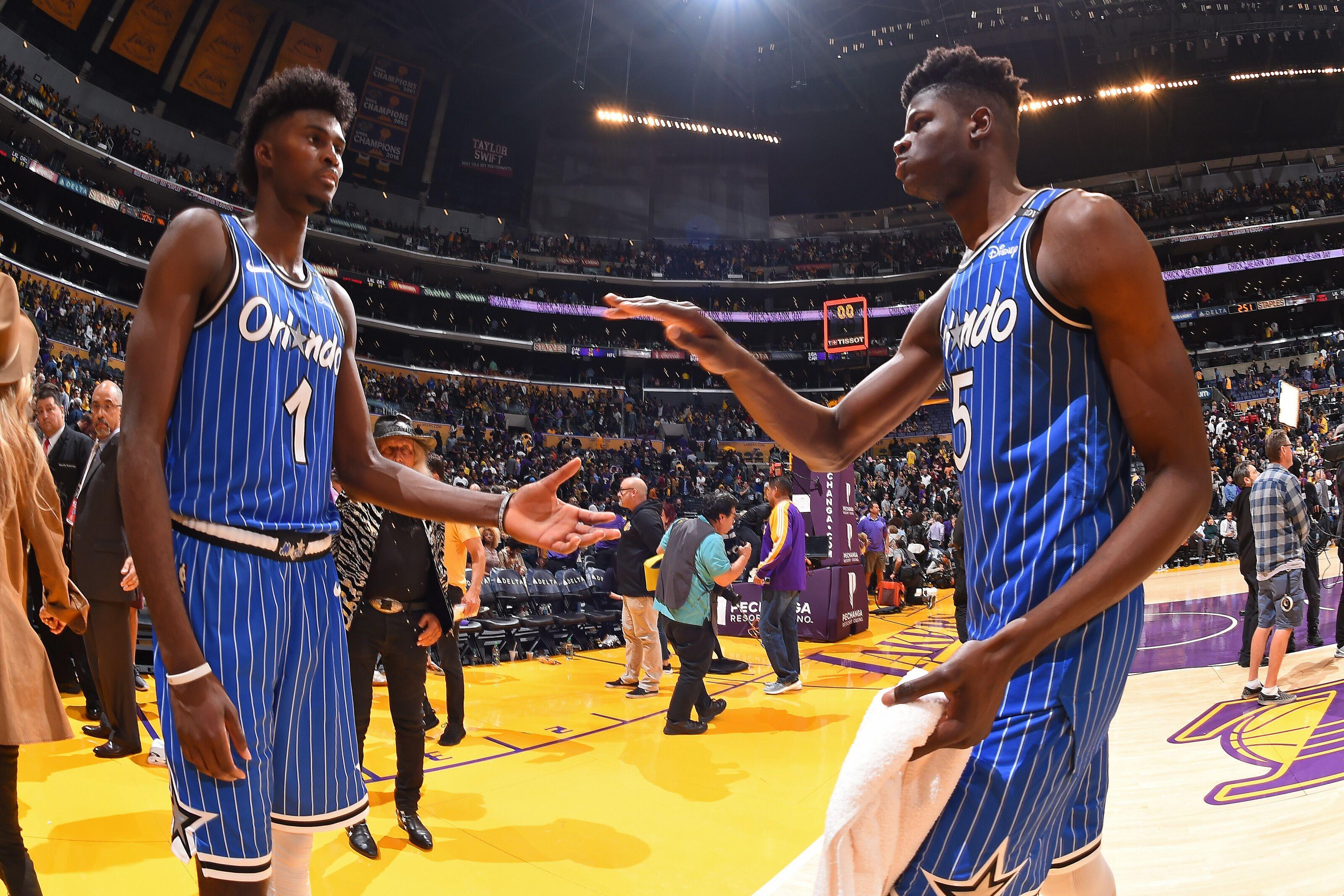 c8e4934d7 No Orlando Magic players named to 2019 NBA Rising Stars roster