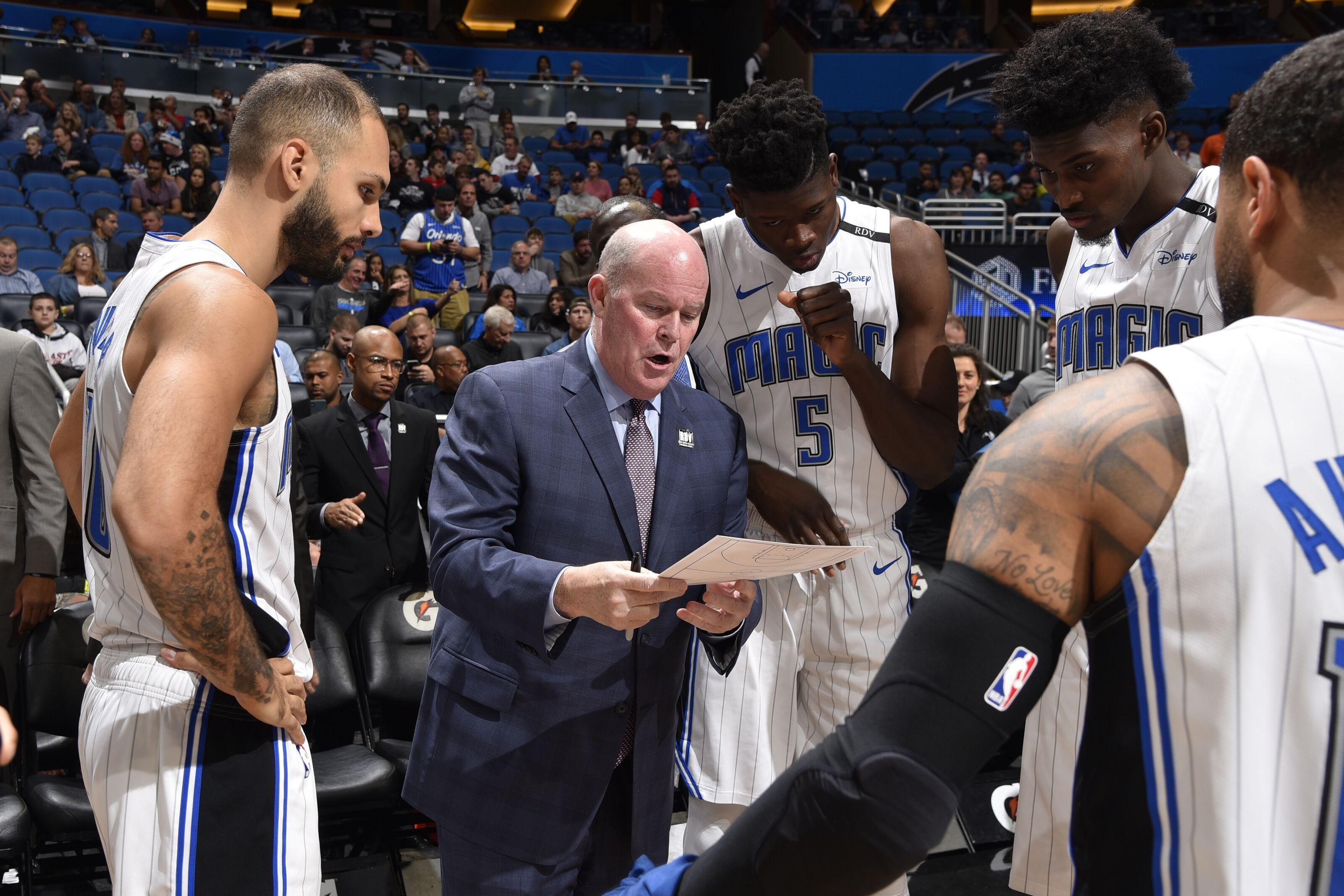 Orlando Magic's surge matching Steve Clifford's Charlotte Hornets turnaround