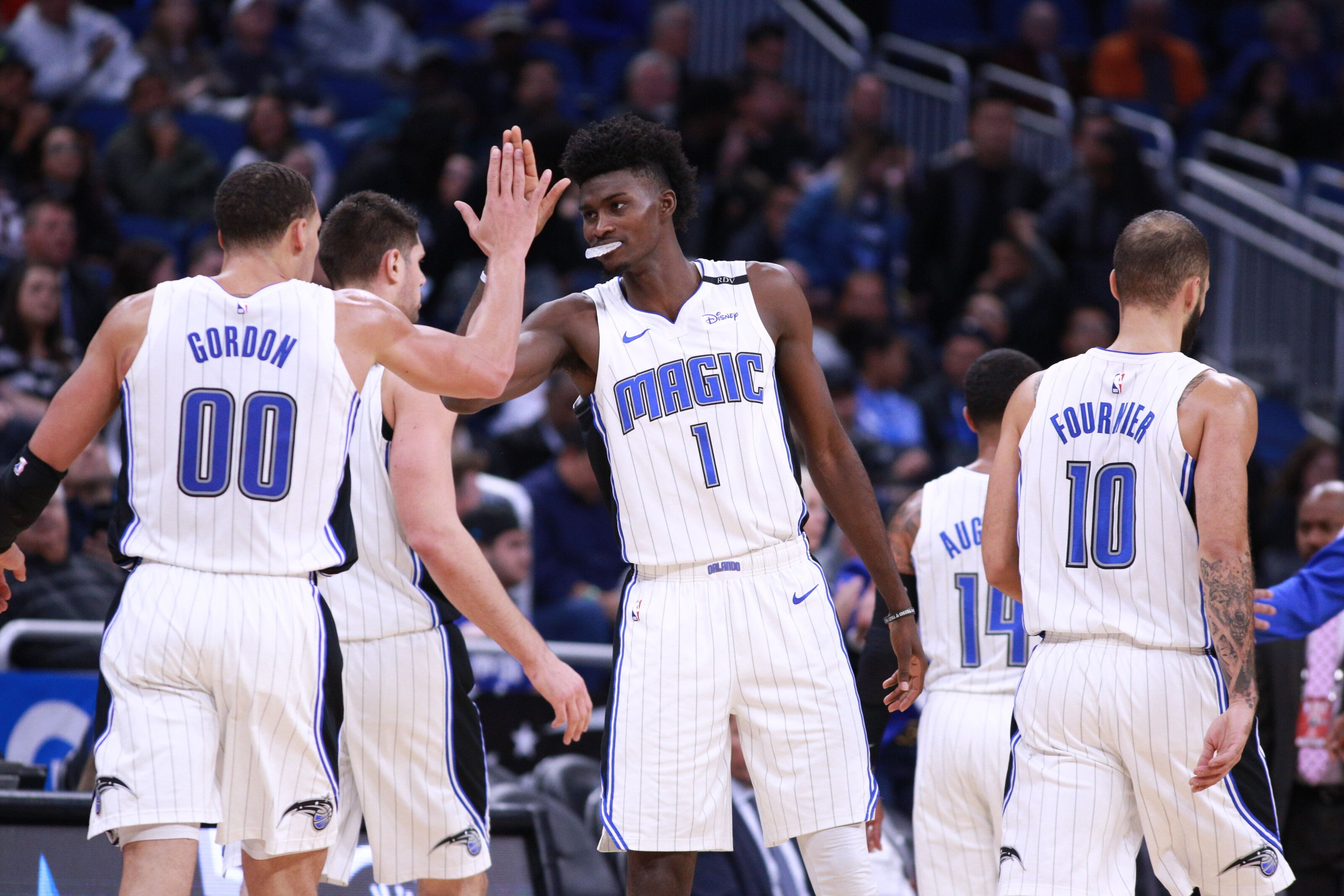 Orlando Magic fans won't get a brand change, but will get new approach to Magic's current look