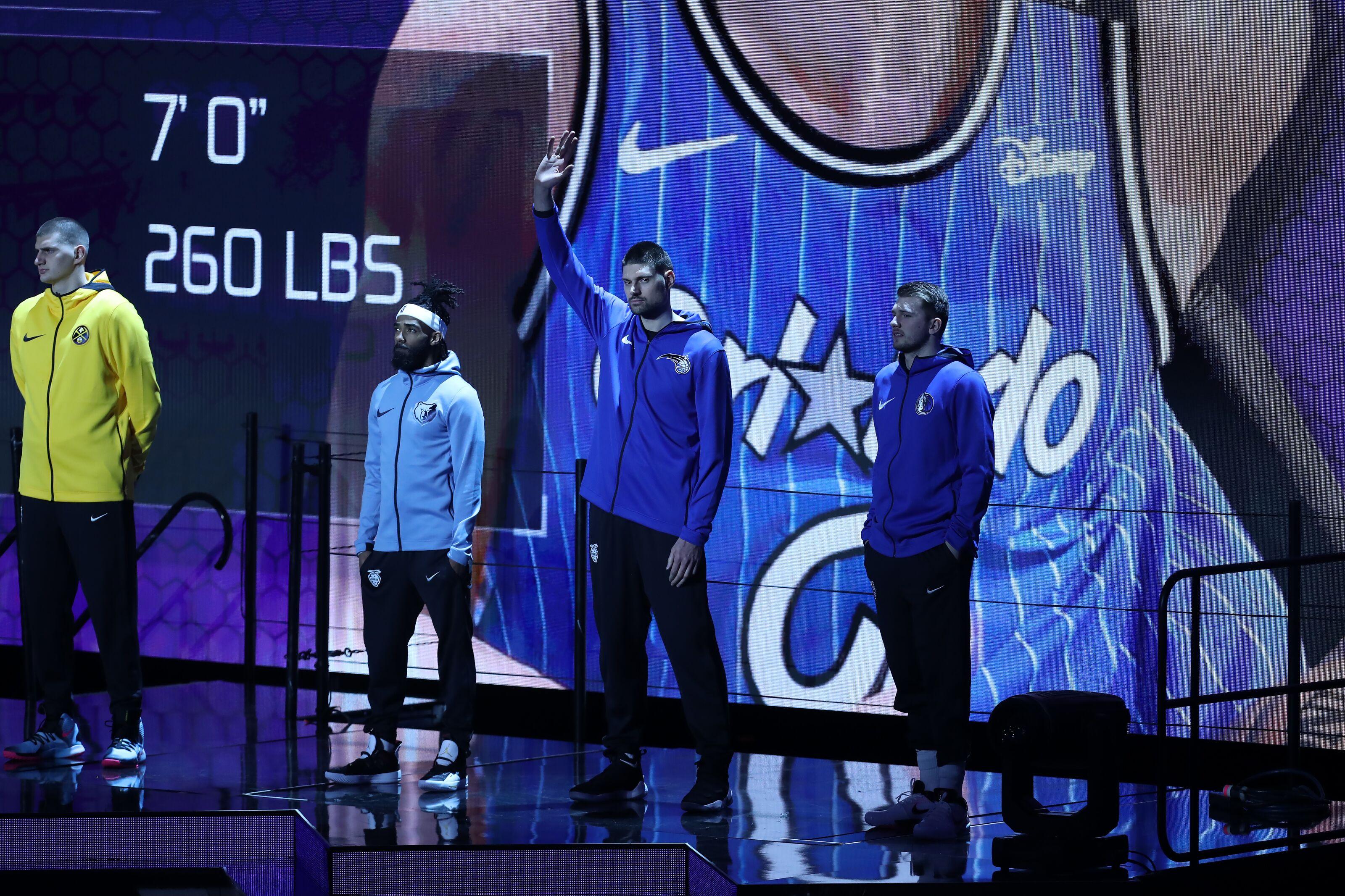 Nikola Vucevic finally has his spotlight with the Orlando Magic