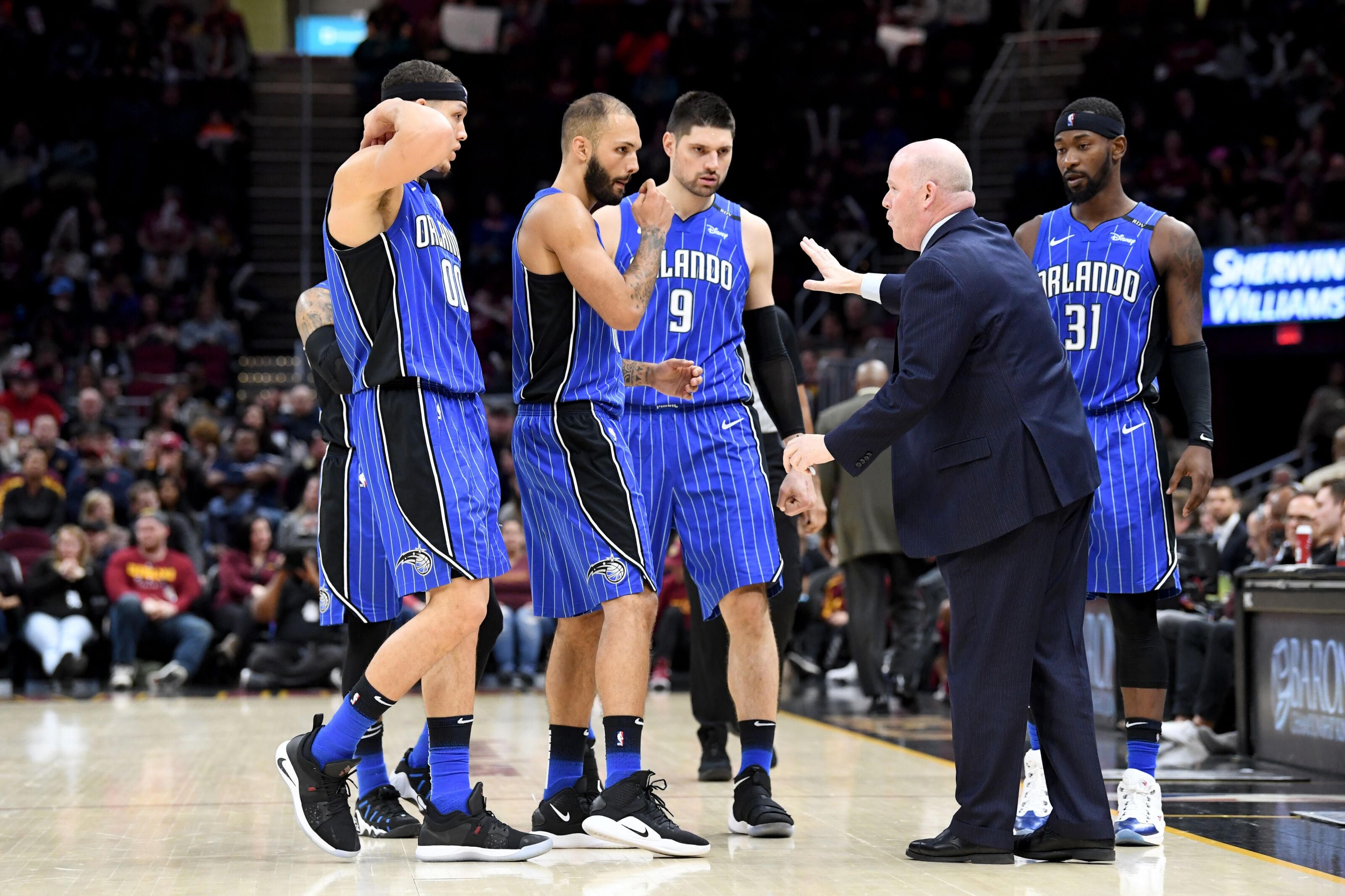 1dc640f4f76 Magic Wands: Orlando Magic look to start homestand strong against Cleveland  Cavaliers