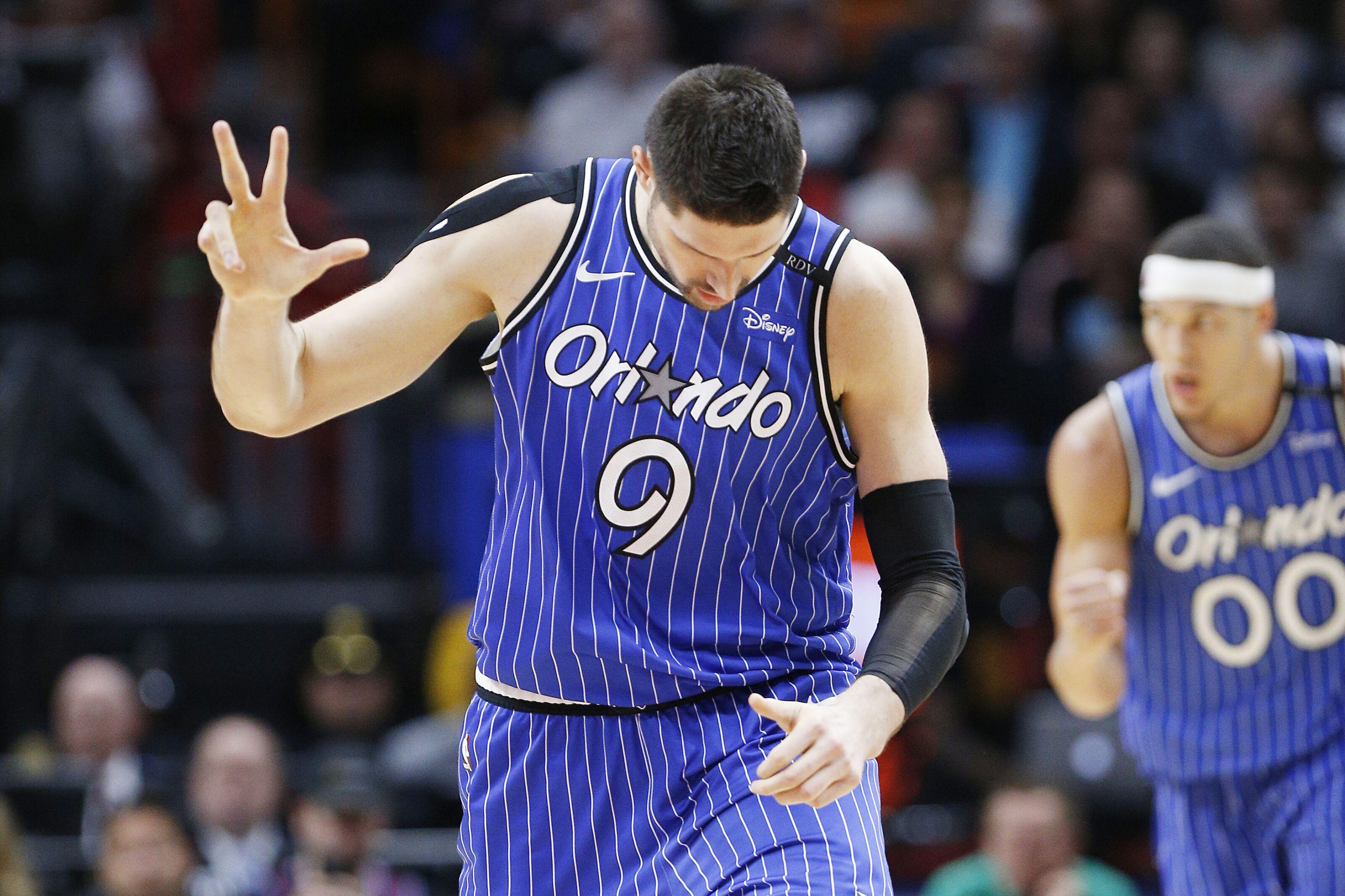 Magic Wands: Orlando Magic vs. Miami Heat — Oct. 17, 2019