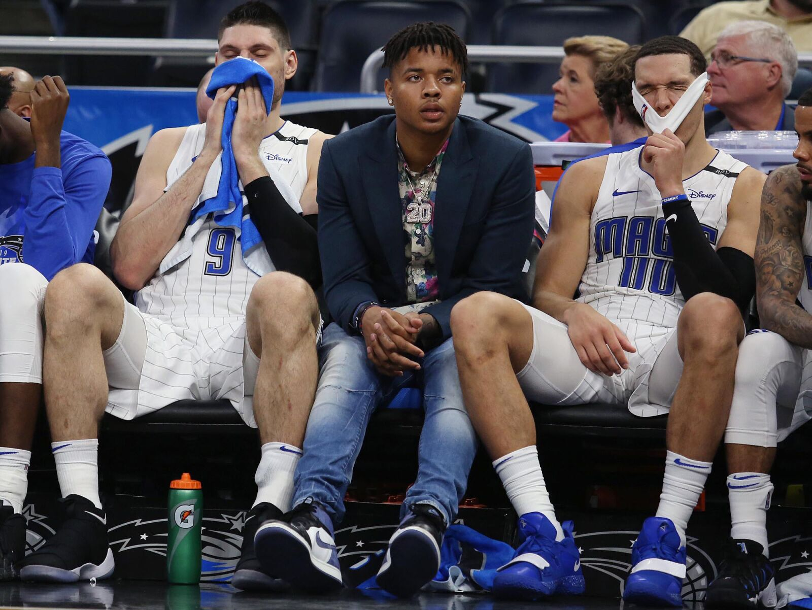 Markelle Fultz's mystery is all anyone can talk about with Orlando Magic