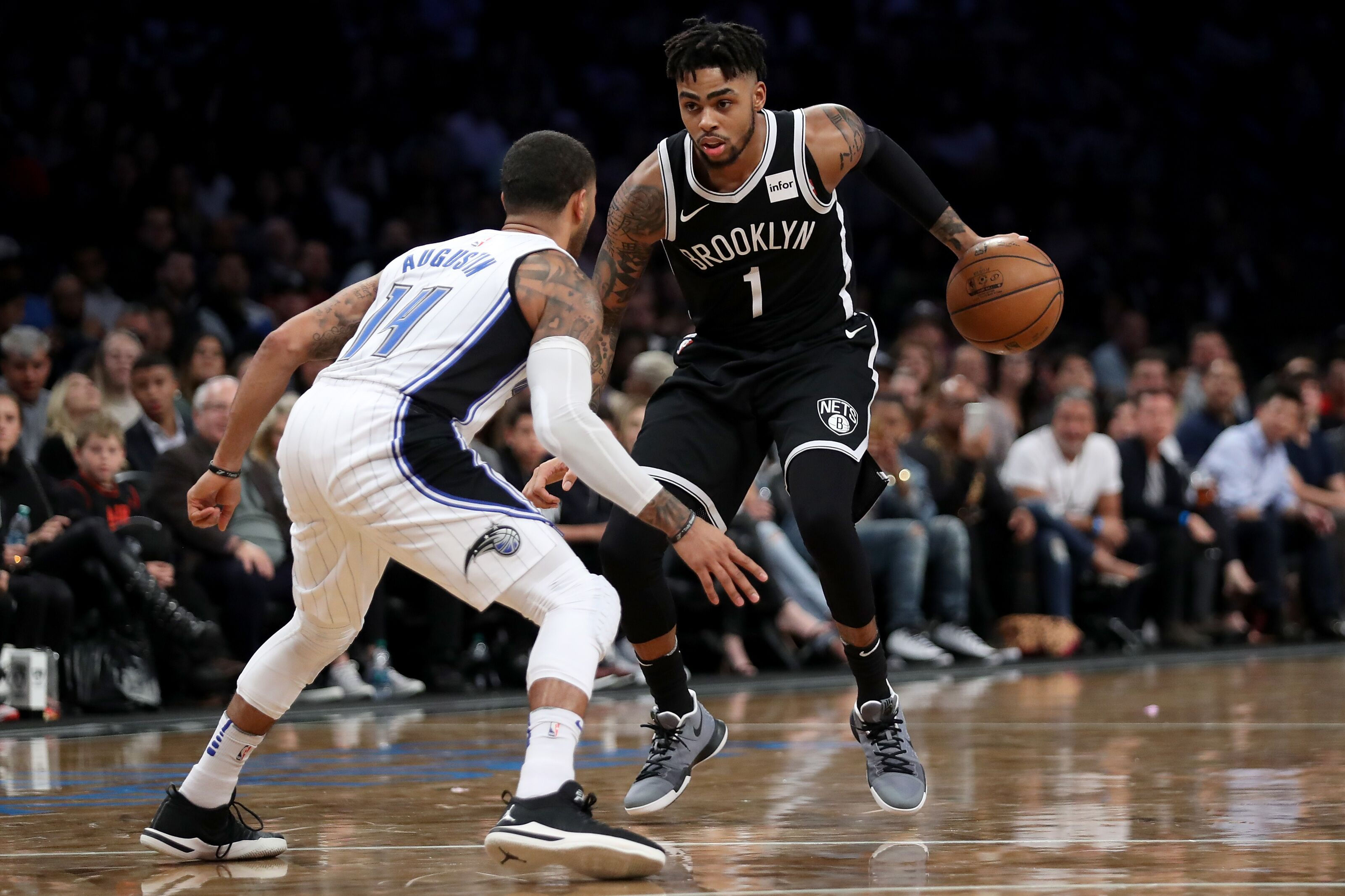 34ecfef43ff Magic Wands  Orlando Magic get last shot to break Brooklyn Nets  spell