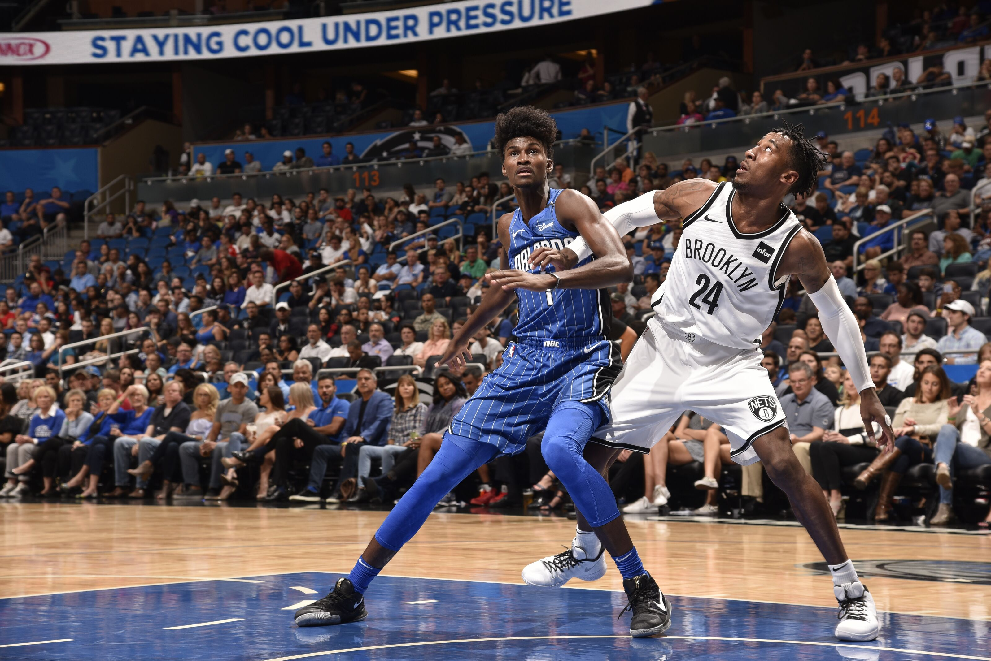 Image result for jonathan isaac brooklyn