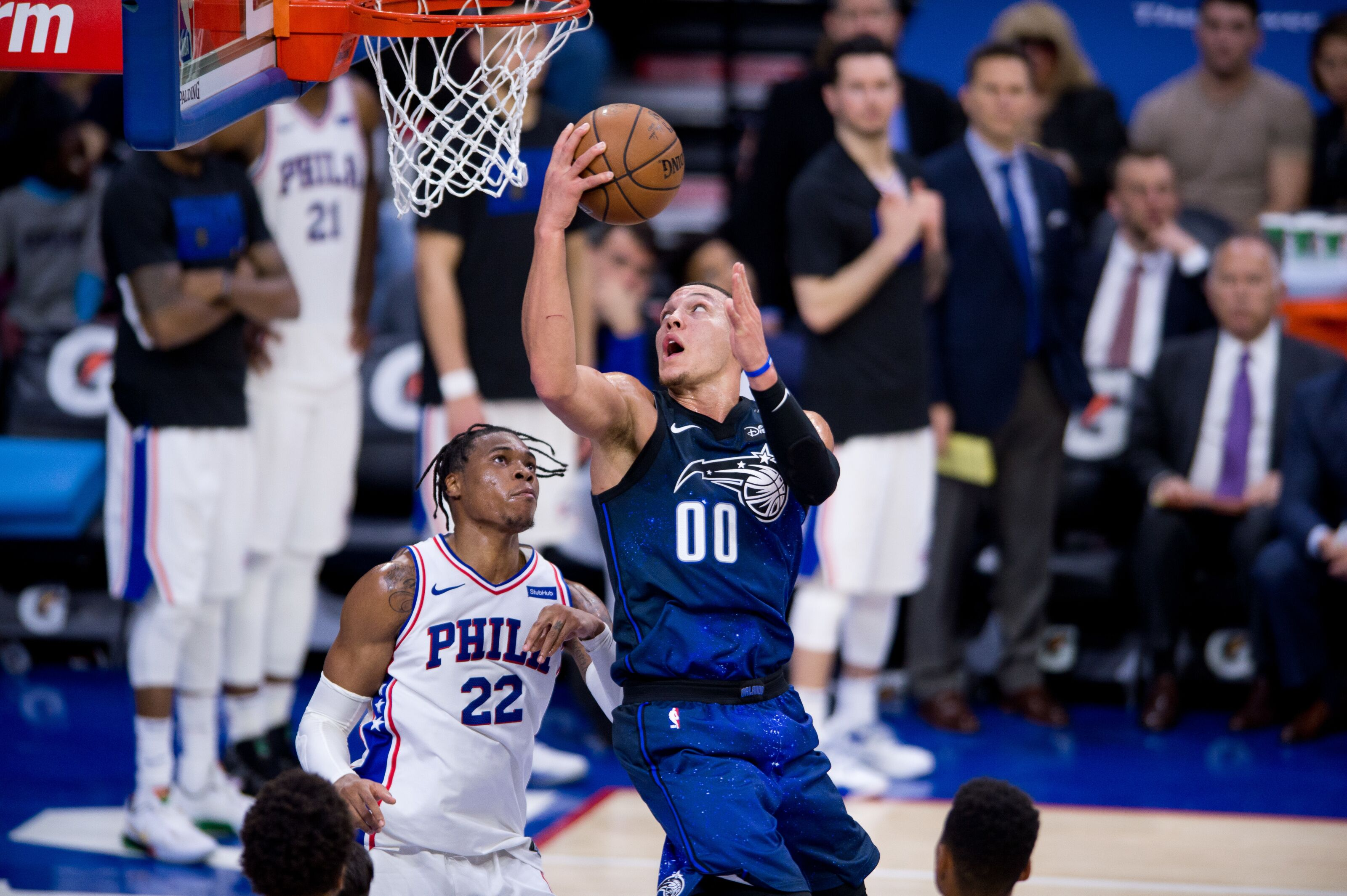 1cced06592d Aaron Gordon s next step is a big part of the Orlando Magic s future
