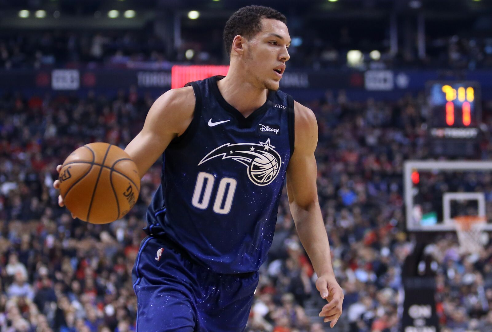 e7ff39b869b9 The Aaron Gordon hype train is beginning to depart