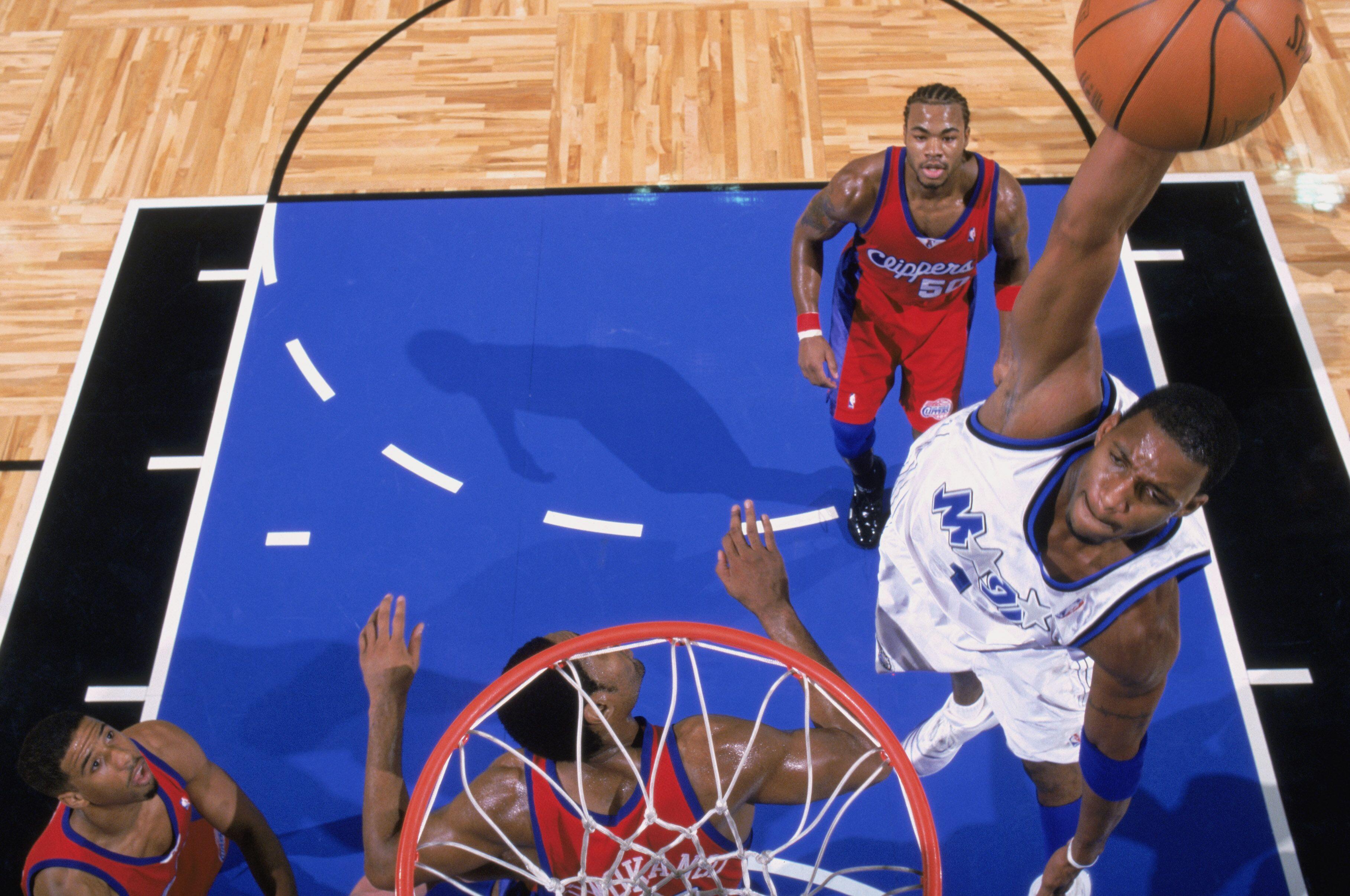 NBA2K18 announces all-time Orlando Magic team