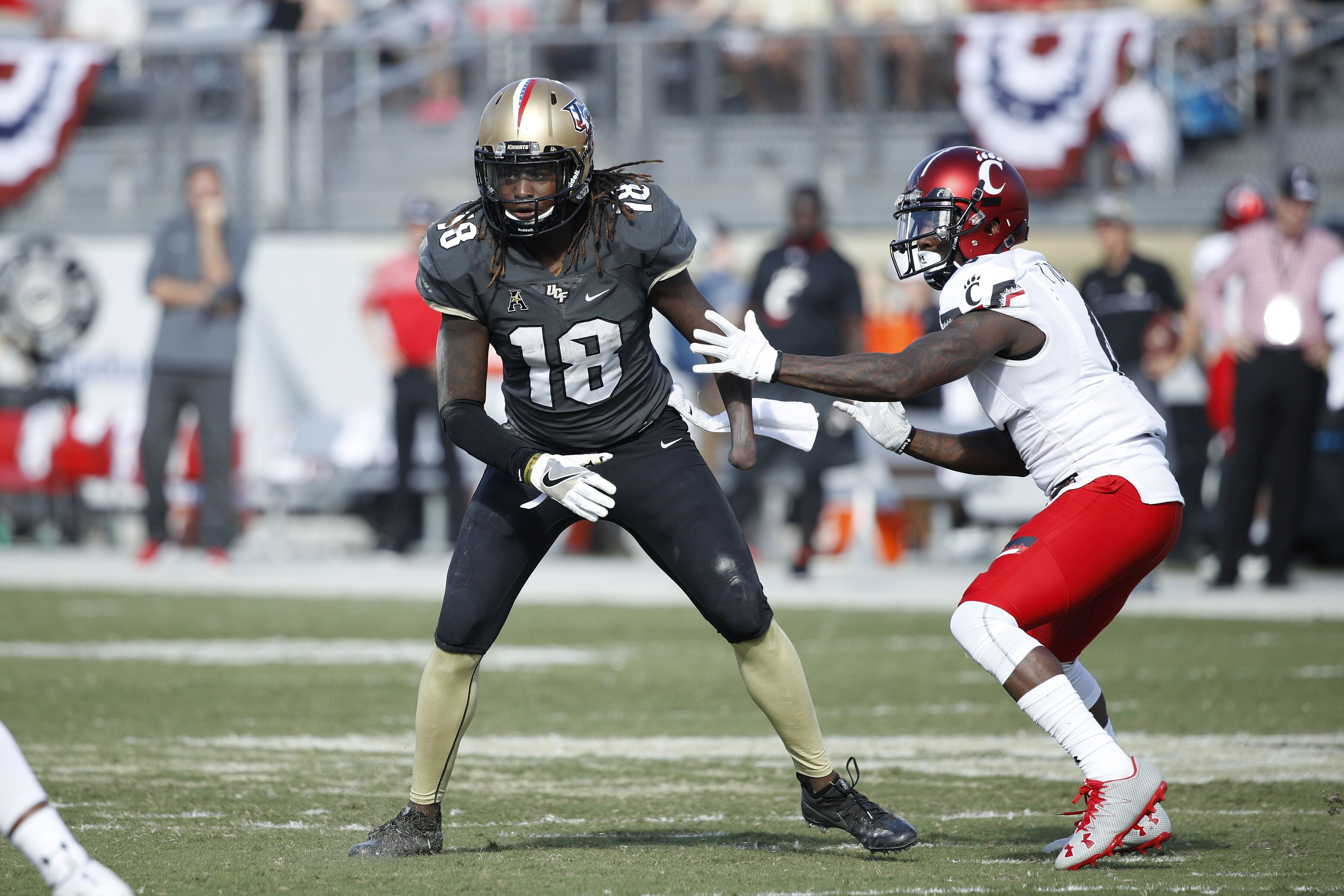 Need UCF Knights Football Tickets TicketCity offers 100 moneyback guarantee uptodate prices amp event information Over 1 million customers served since 1990!