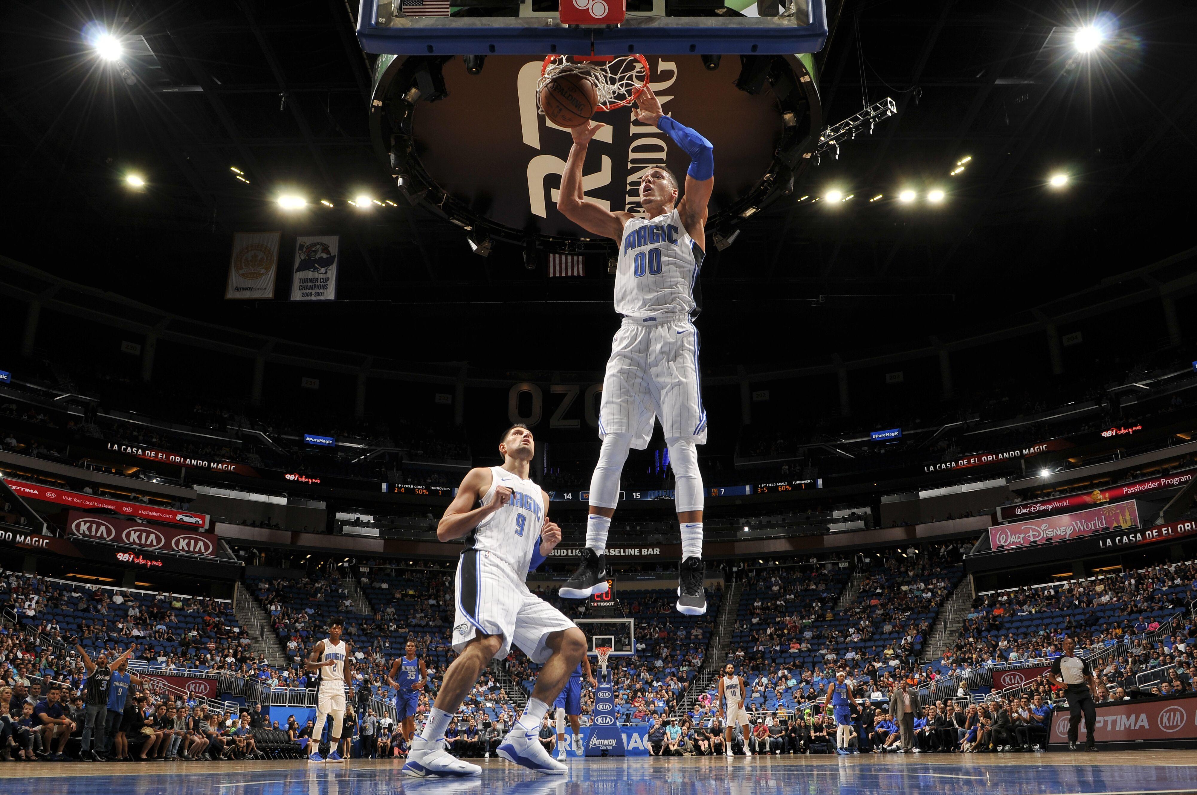 Orlando Magic Grades: Orlando Magic 112, Dallas Mavericks 89