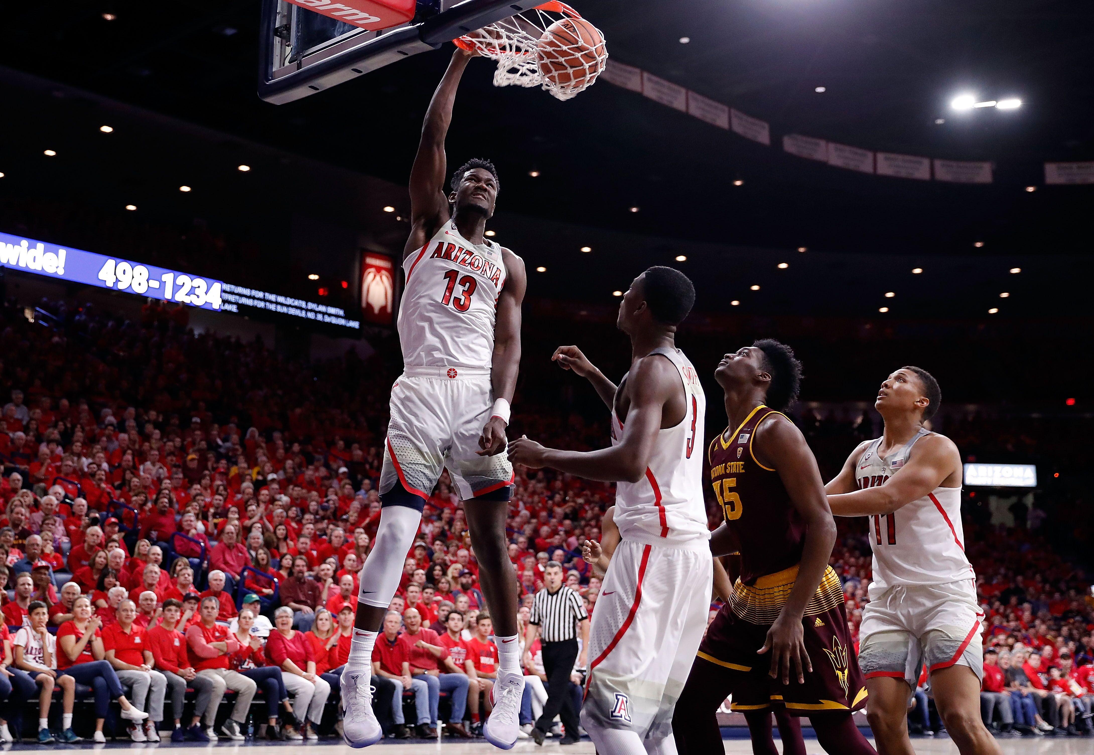 2018 NBA Prospect Report: Deandre Ayton