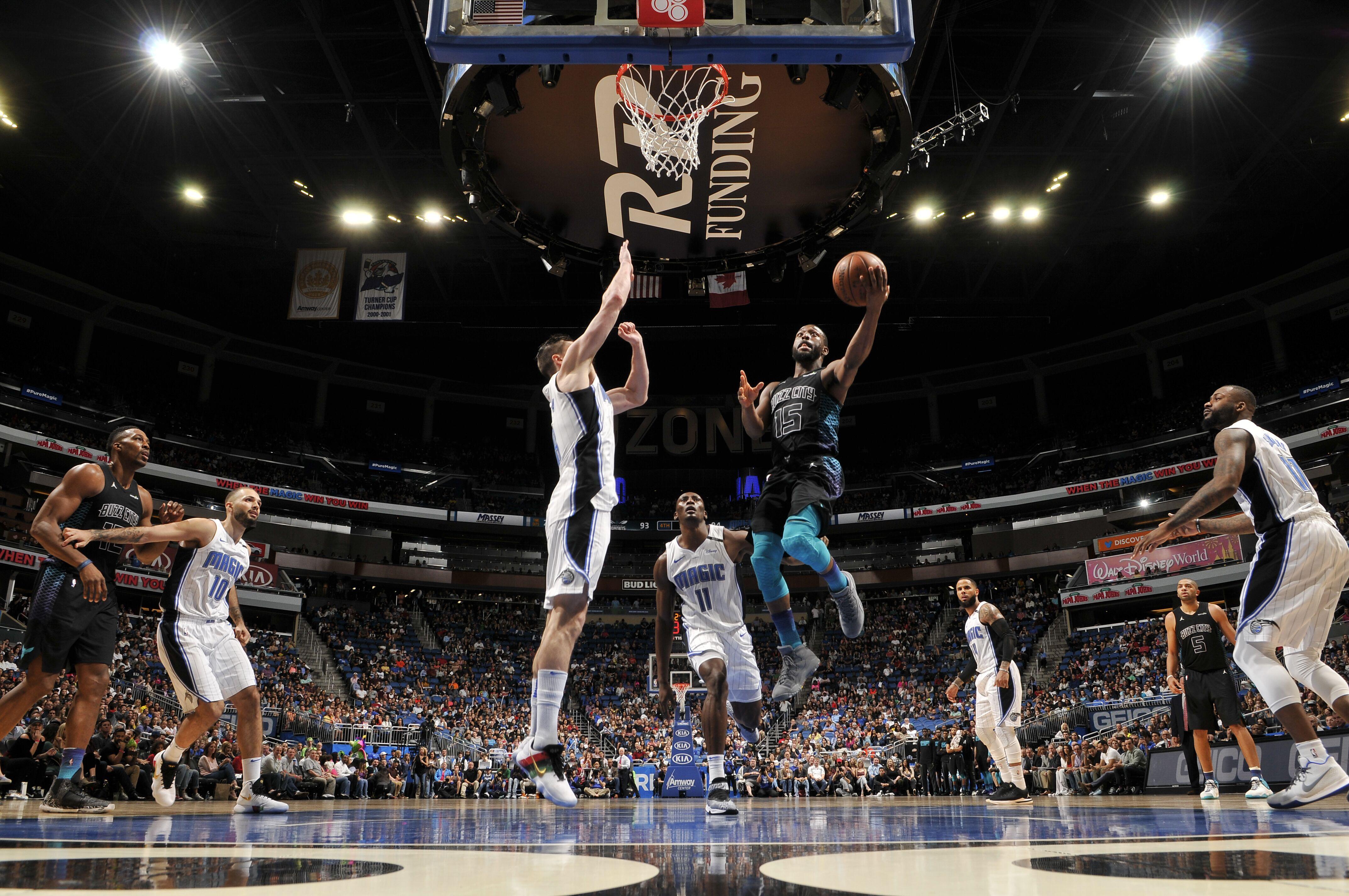 Orlando Magic Grades: Charlotte Hornets 104, Orlando Magic 102