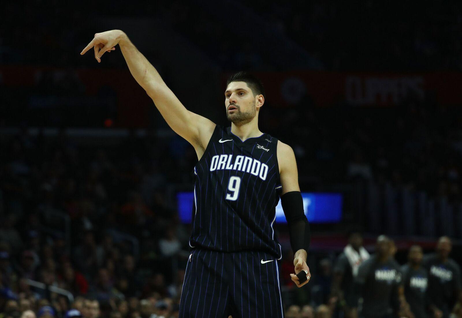 2017-18 Orlando Magic Player Evaluations: Nikola Vucevic