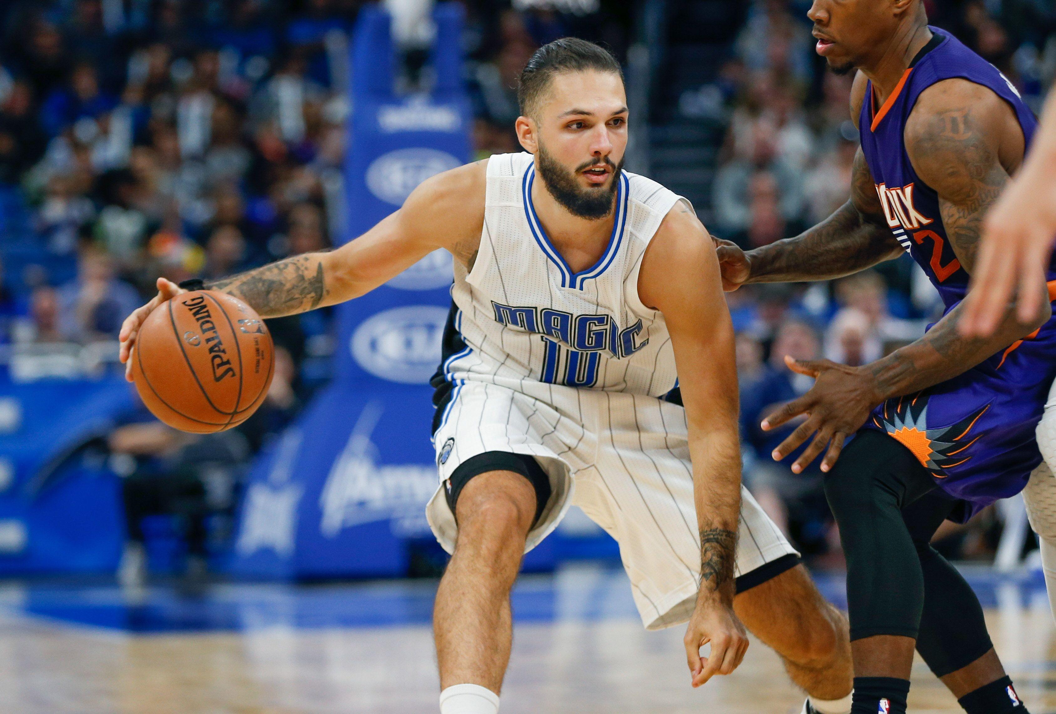 2016-17 Orlando Magic Player Evaluations: Evan Fournier