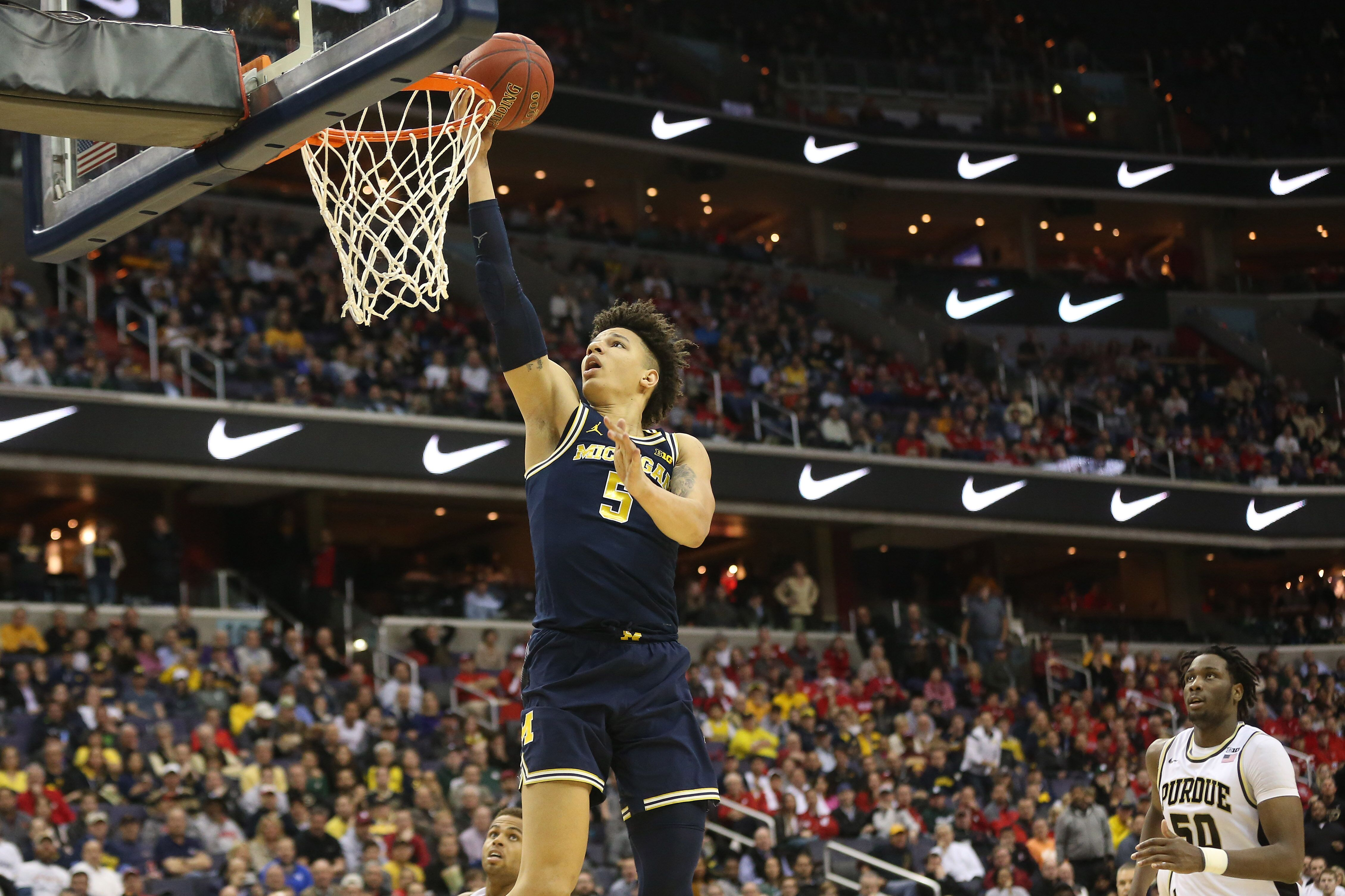 2017 Orlando Magic Draft Preview: Who is D.J. Wilson?