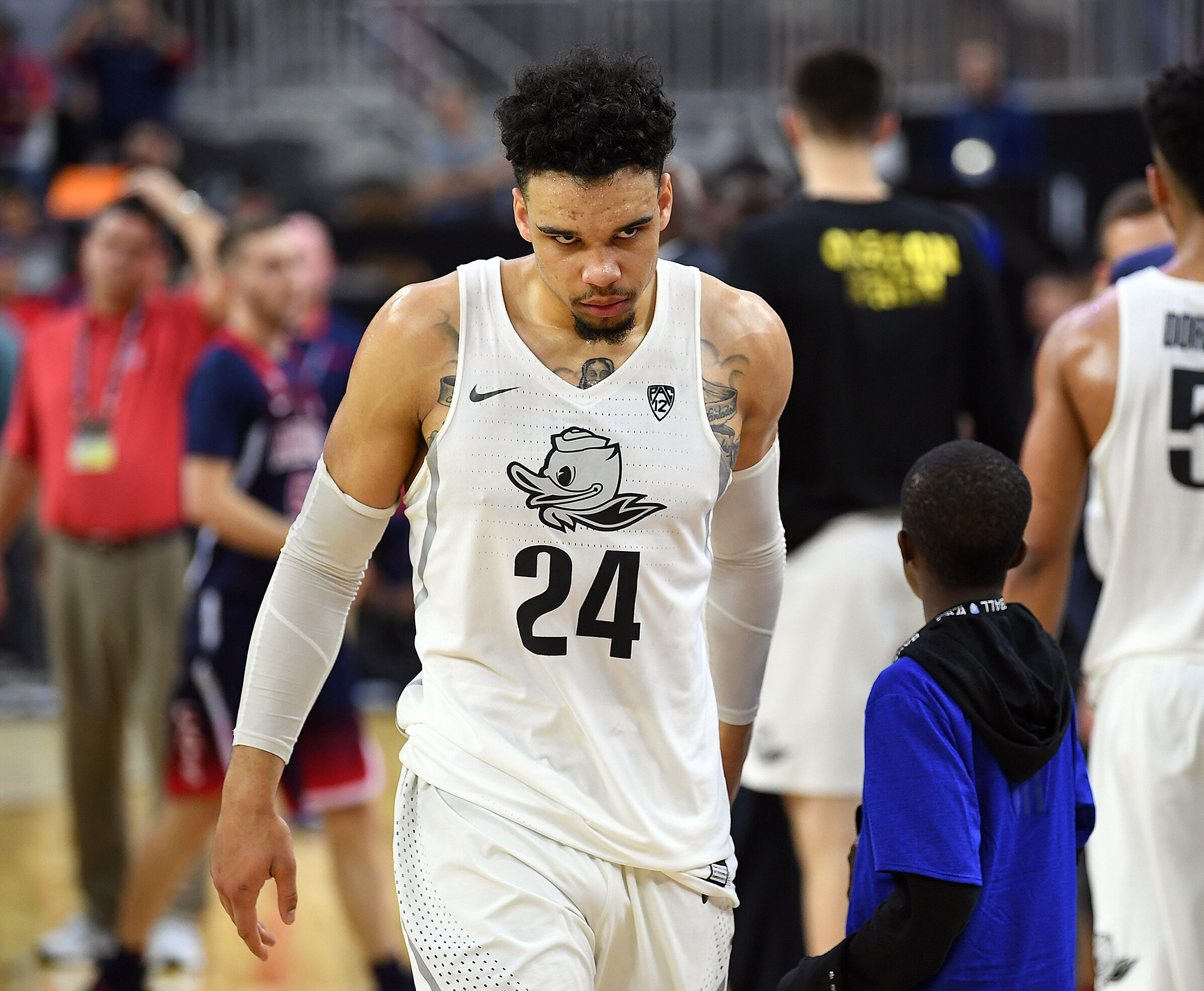 ankle oregons dillon brooks - HD 2400×1970