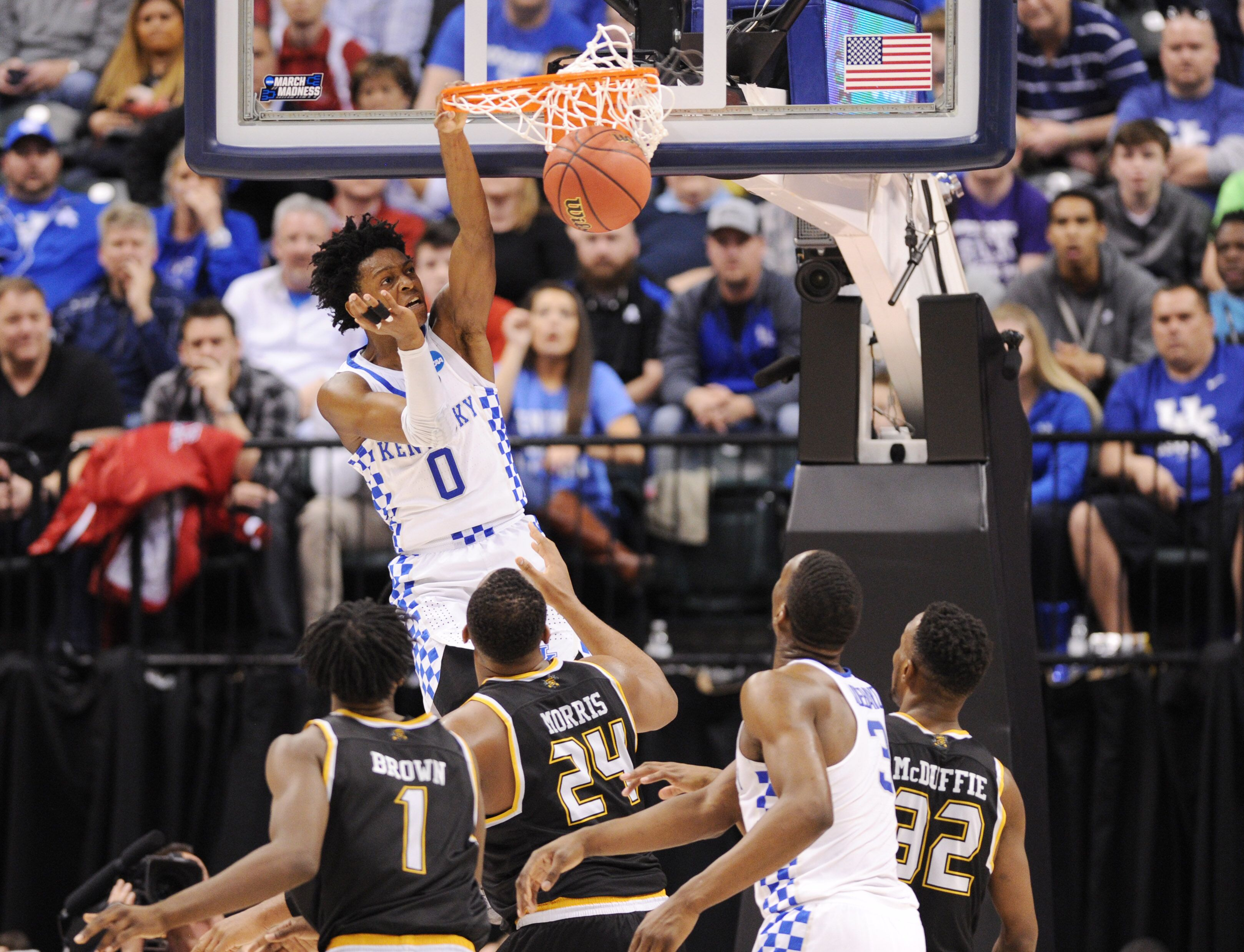 Previewing NBA prospects still playing in the Sweet ...