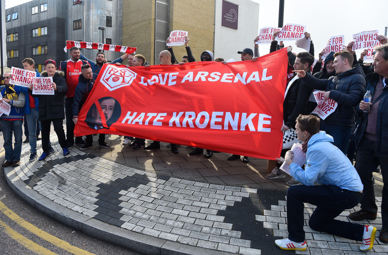 Arsenal: Can Josh Kroenke be trusted?