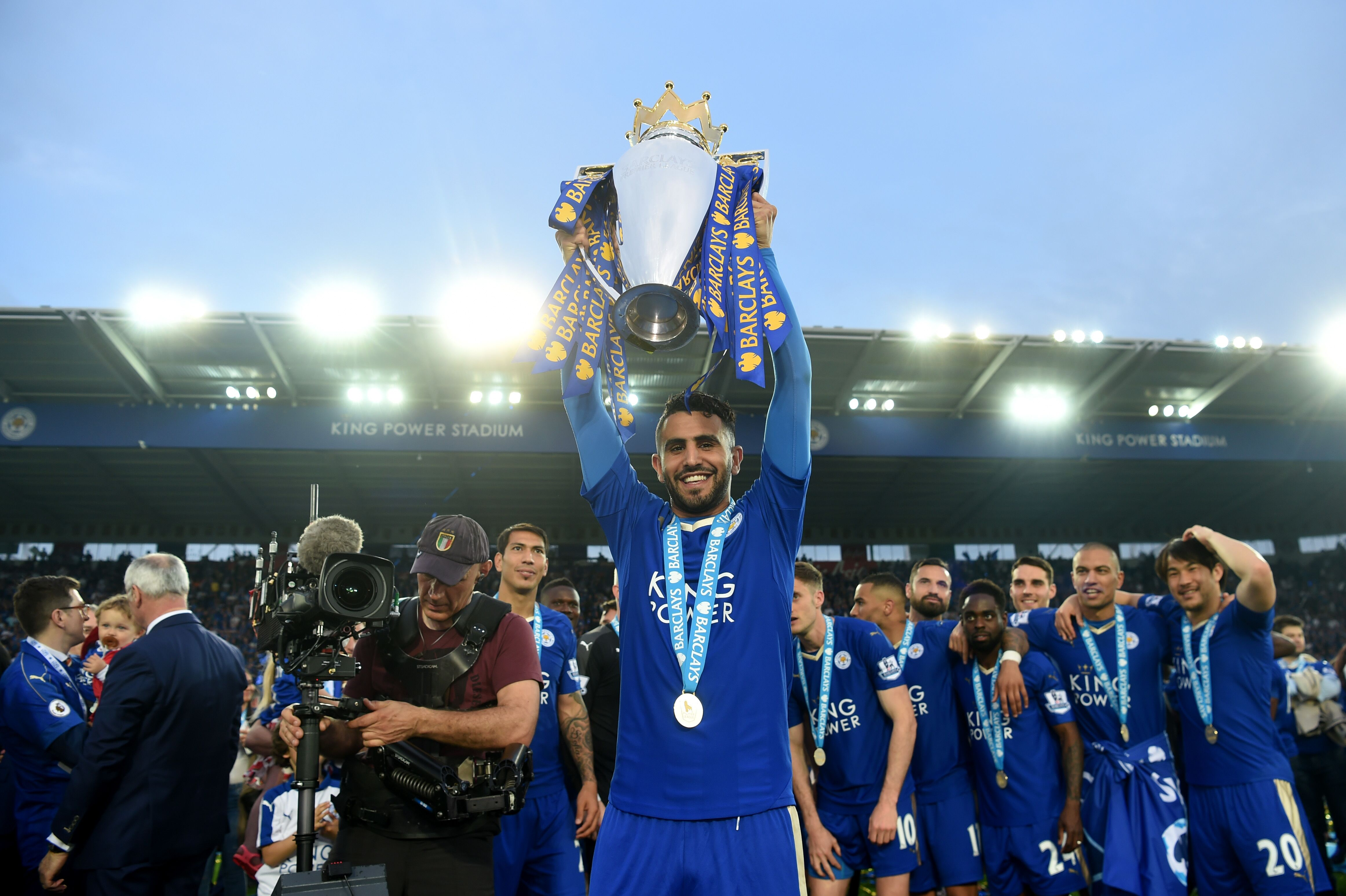9a410f459 Arsenal  Mahrez Is Worth Whatever He Costs