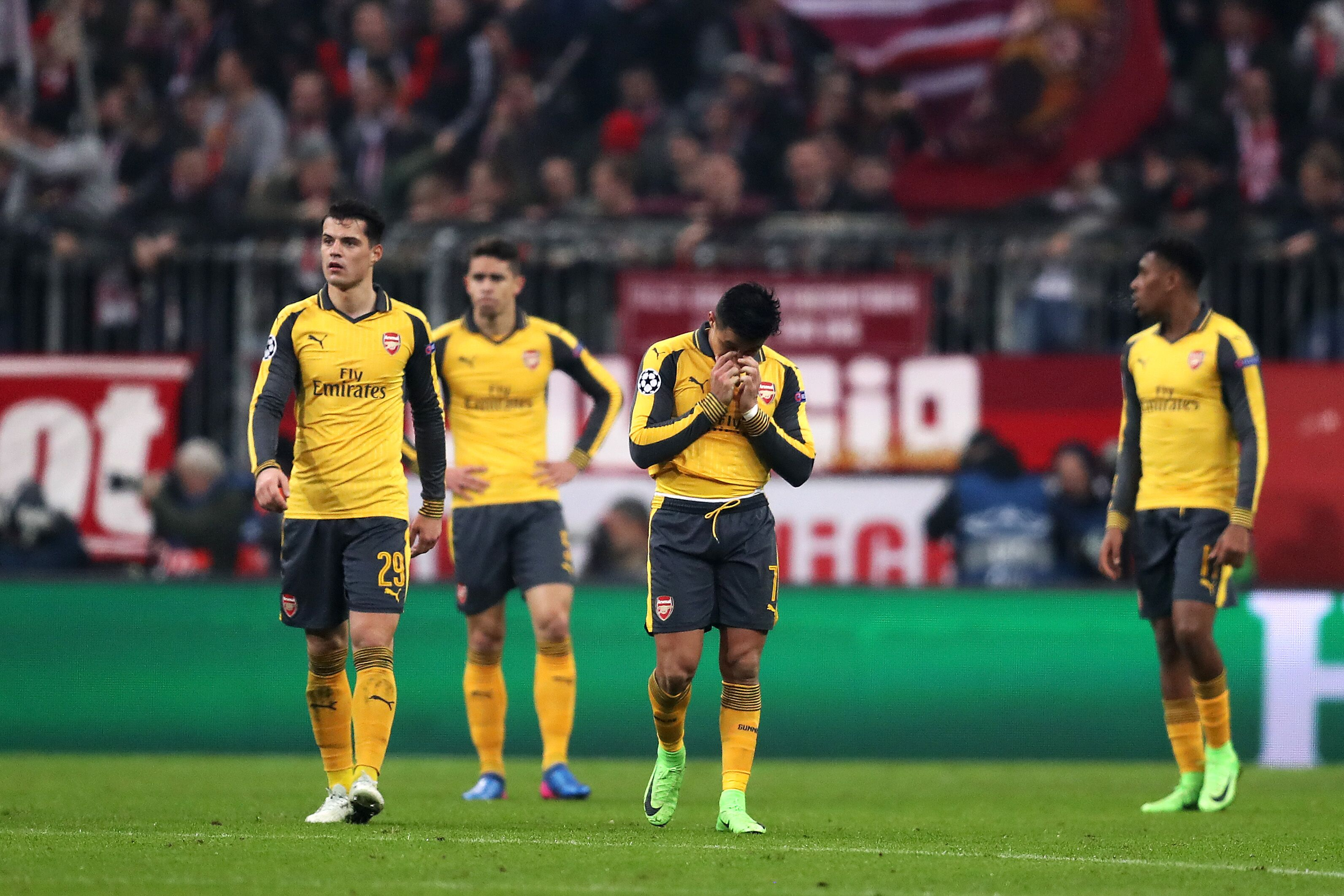 arsenal vs bayern - photo #29