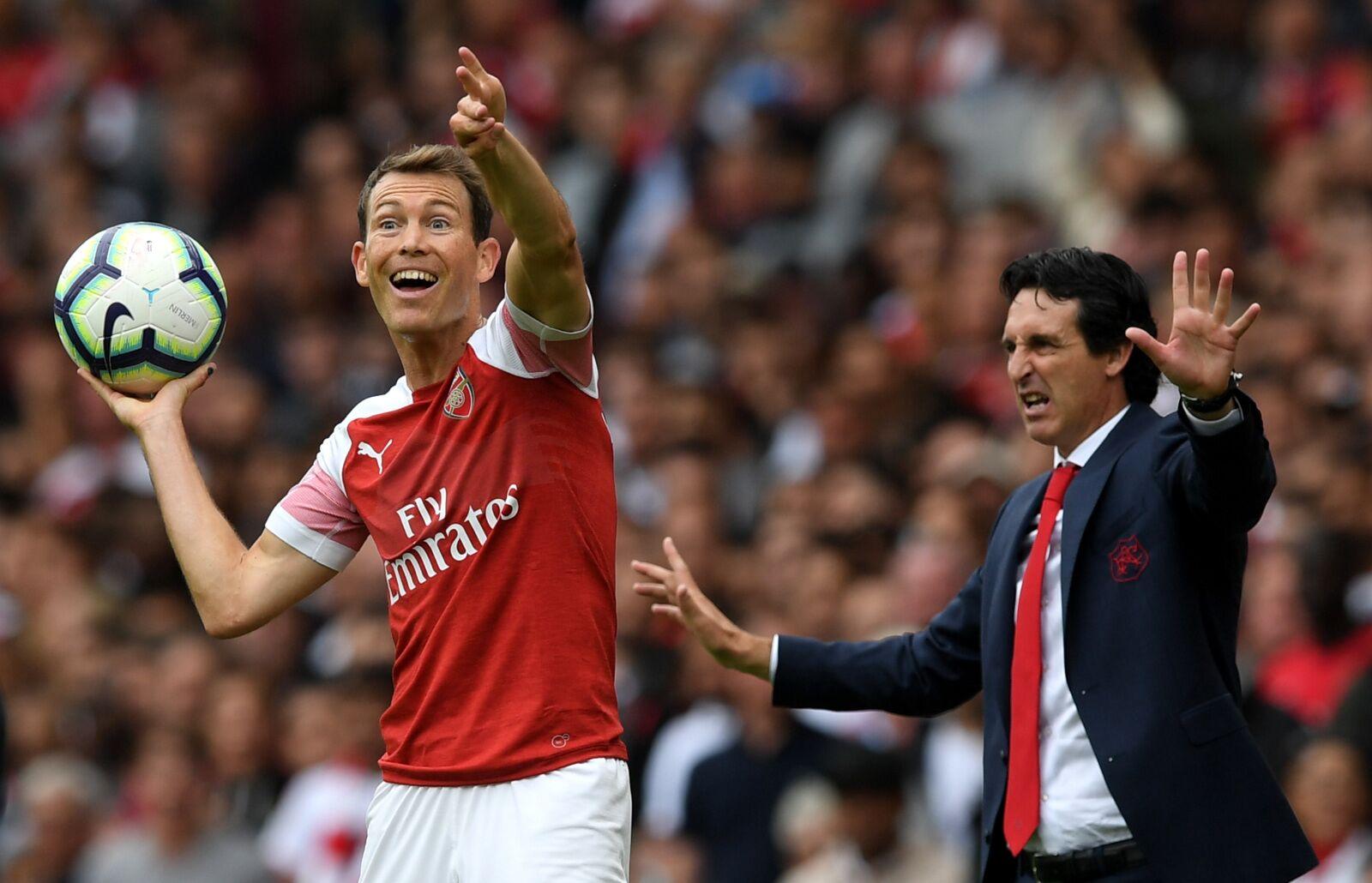 Arsenal: One big reason Stephan Lichtsteiner hasn't been a flop