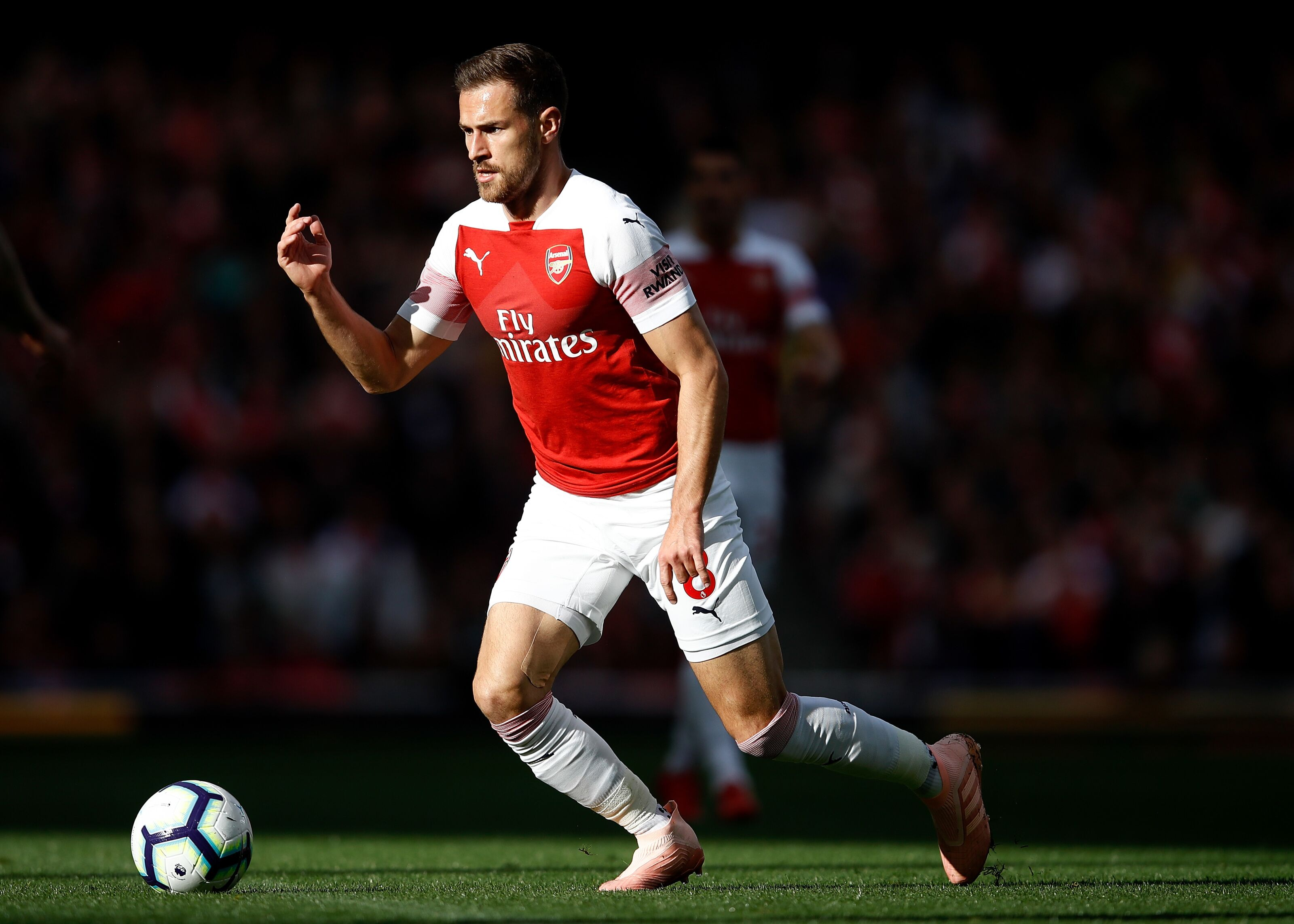 Arsenal: Actually, Ramsey and Ozil have precious few similarities