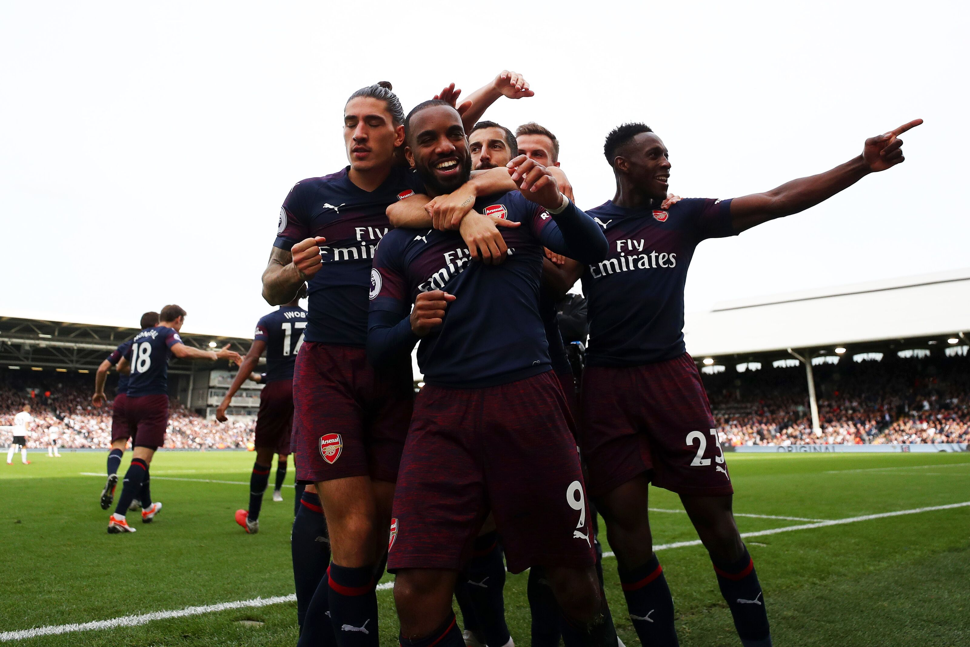 Arsenal: Growing into games cause for concern?