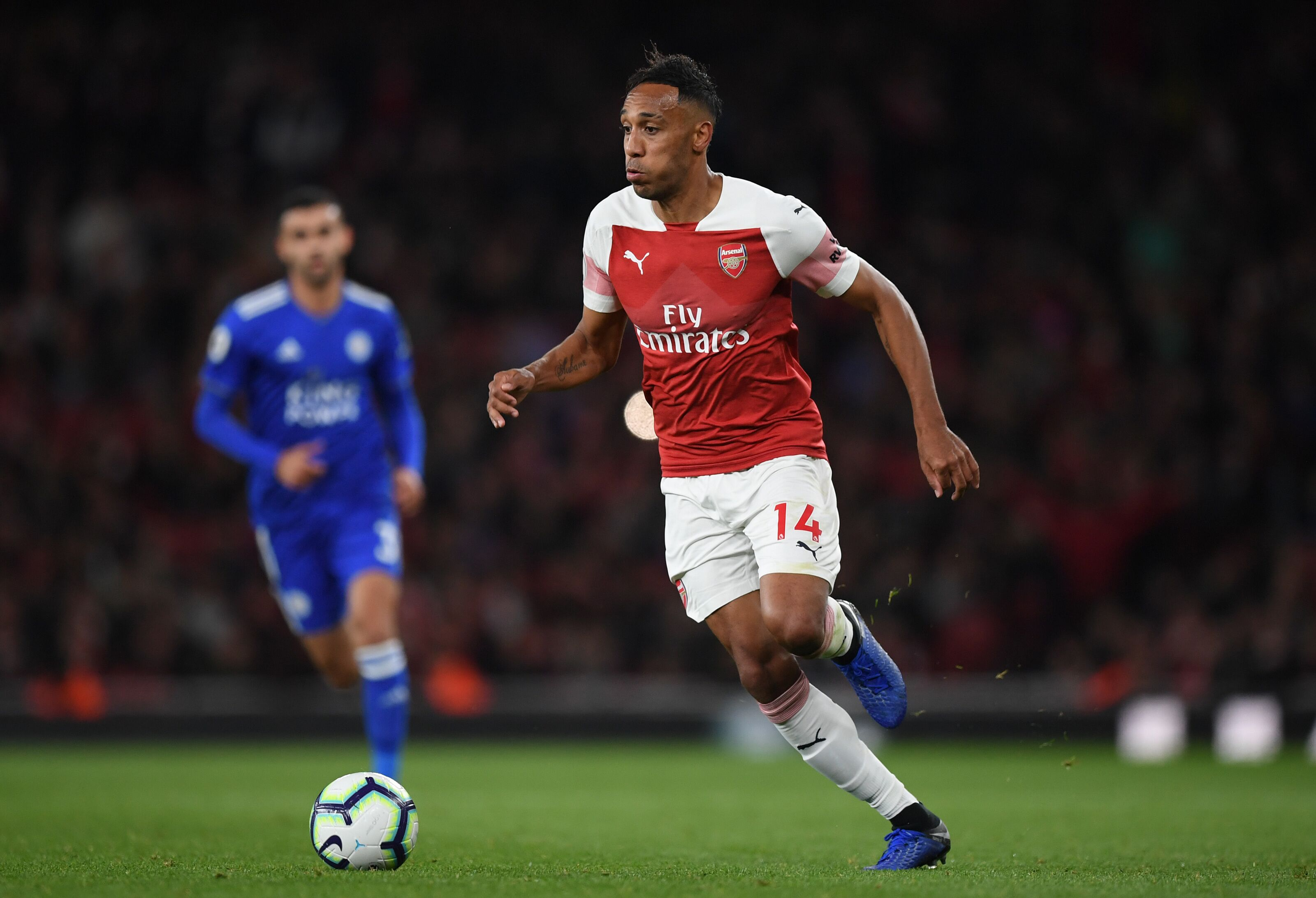 Arsenal: Pierre-Emerick Aubameyang creating his own paradox
