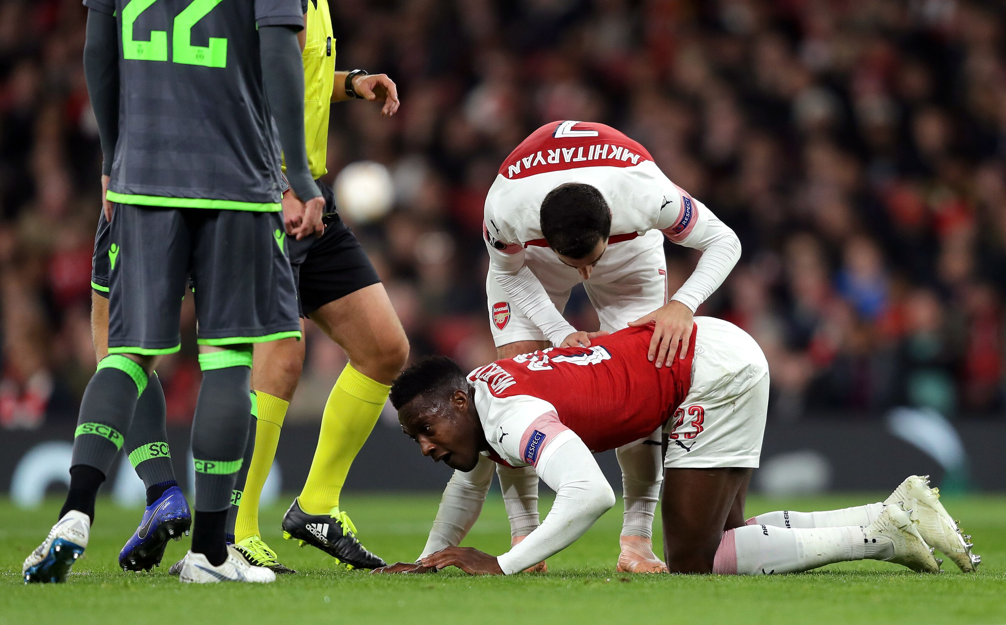 Arsenal: The ruthless truth about Danny Welbeck's utility