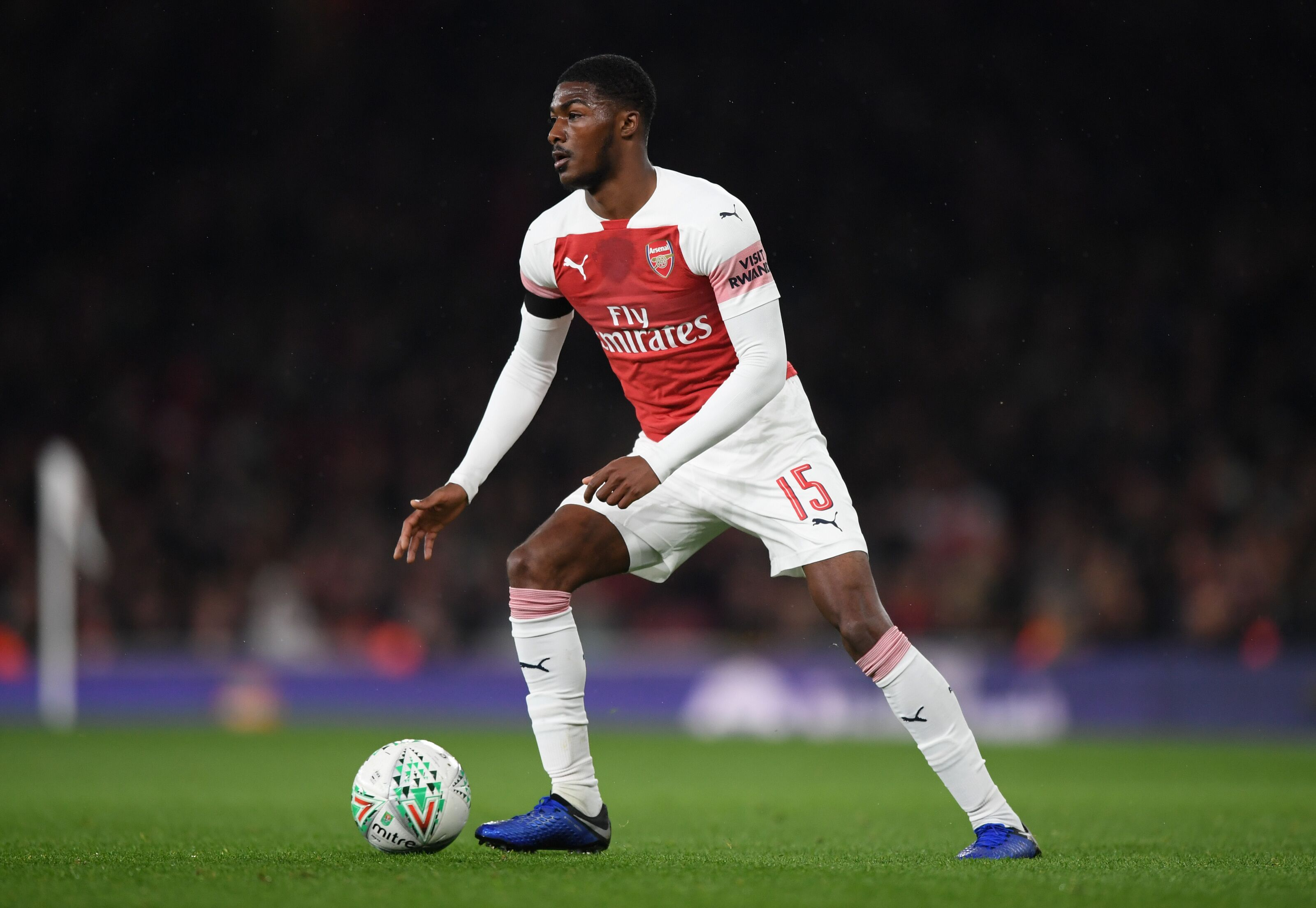 Arsenal: Ainsley Maitland-Niles not a right-back