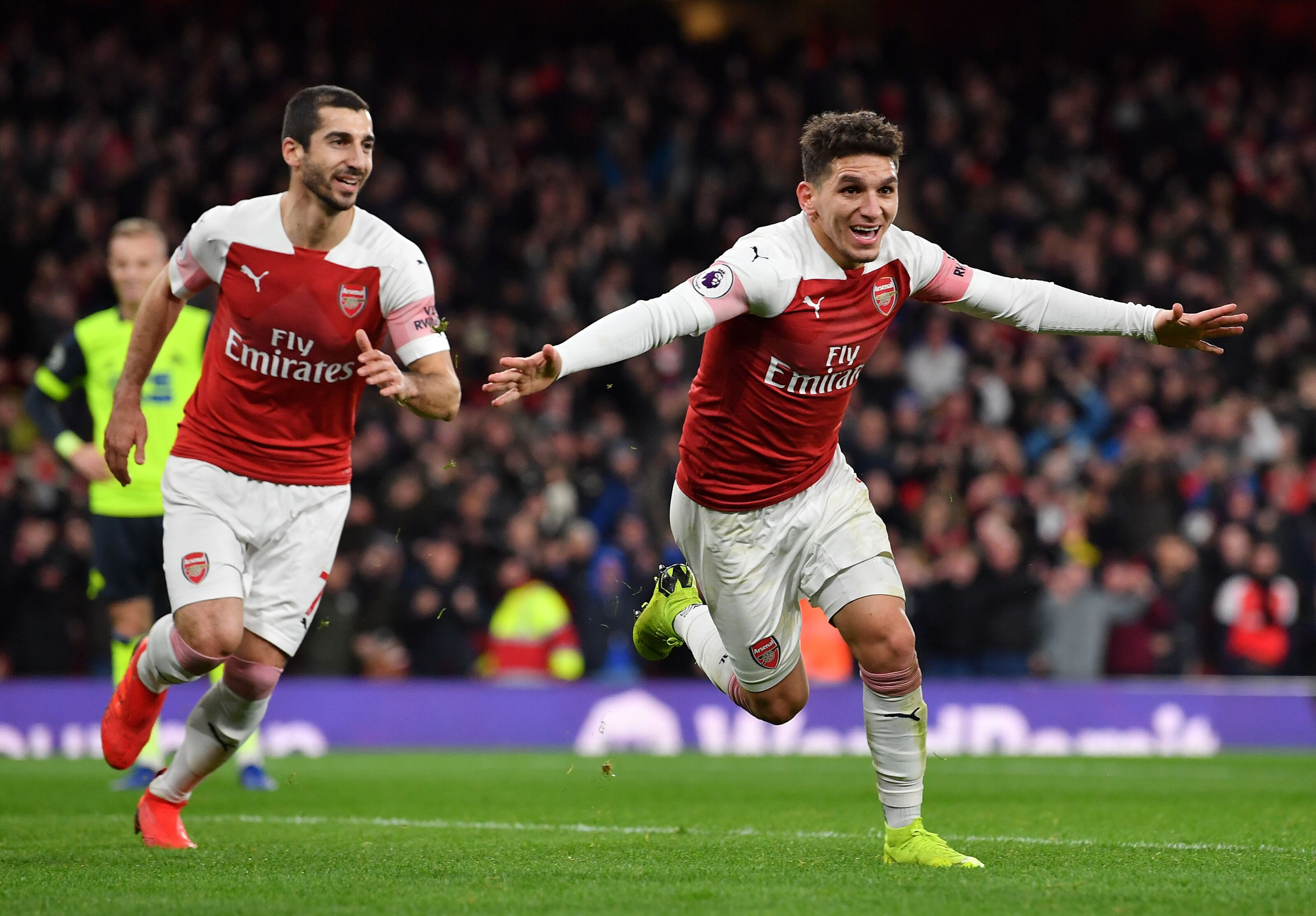 Arsenal Vs Huddersfield Town Player Ratings: Ugly, But 21