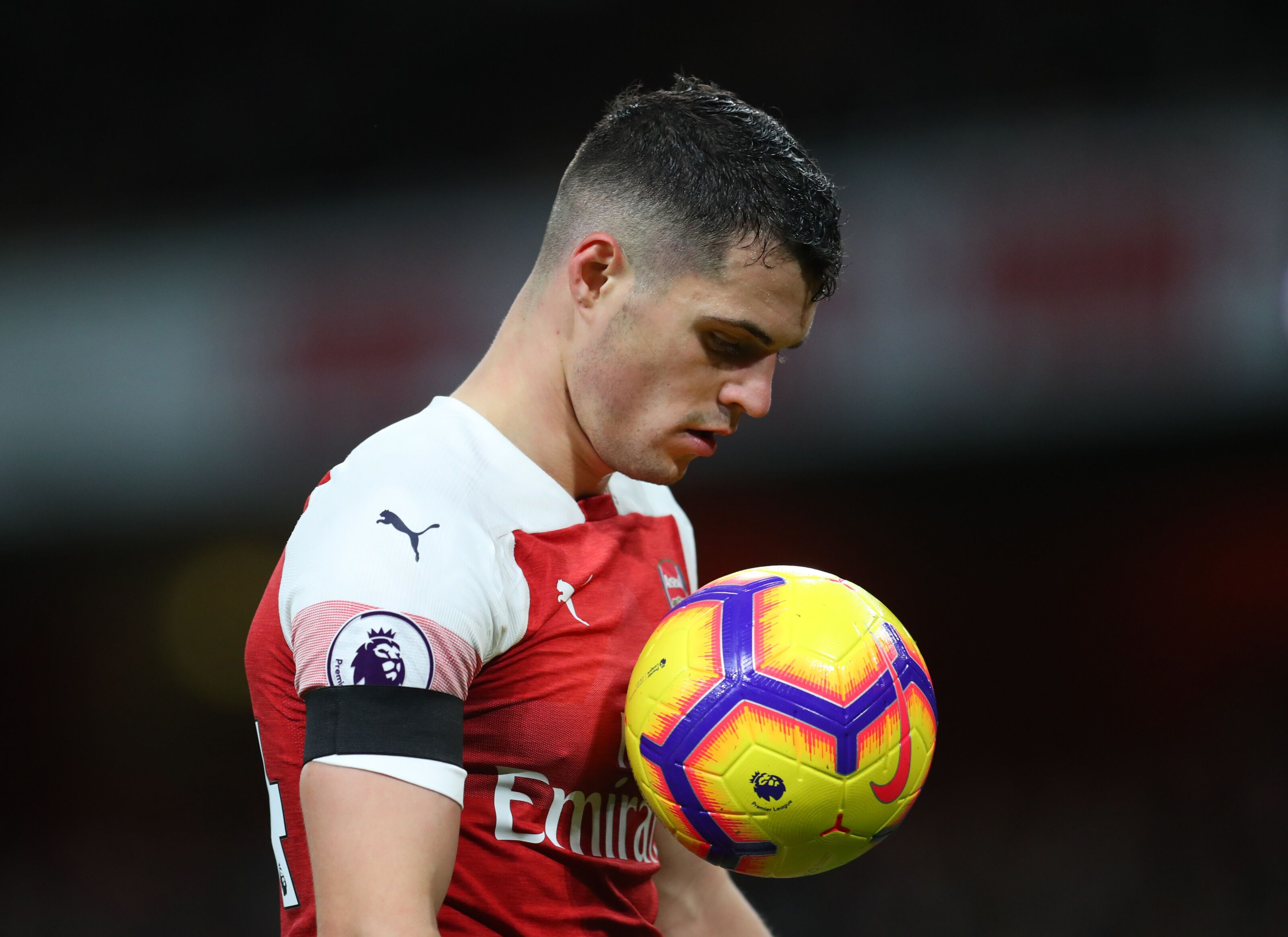 Arsenal Anything You Can Do Granit Xhaka Can Do Better