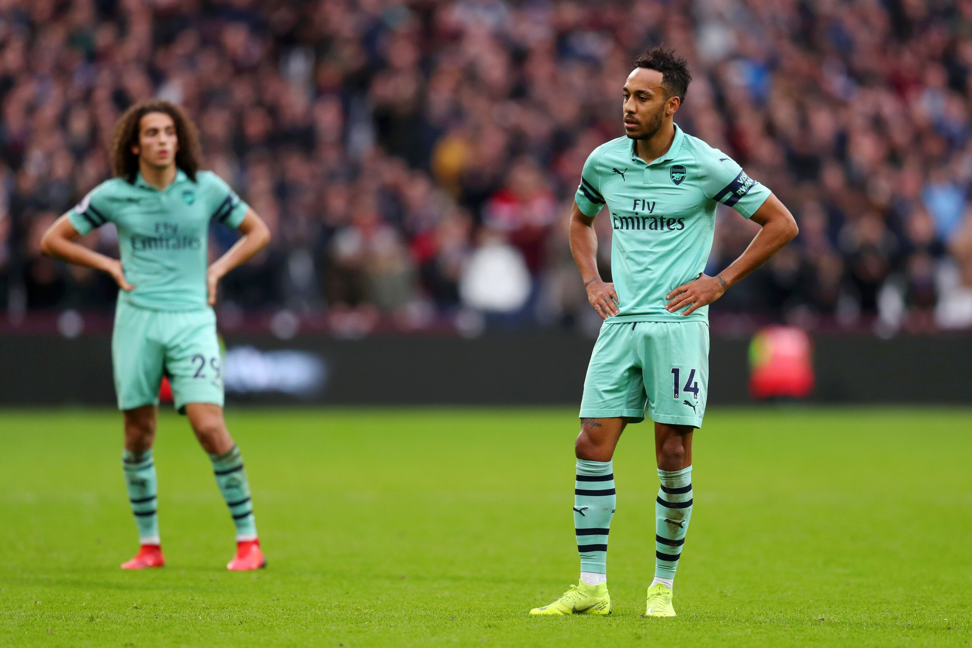 Arsenal: Is Pierre-Emerick Aubameyang another Mesut Ozil?