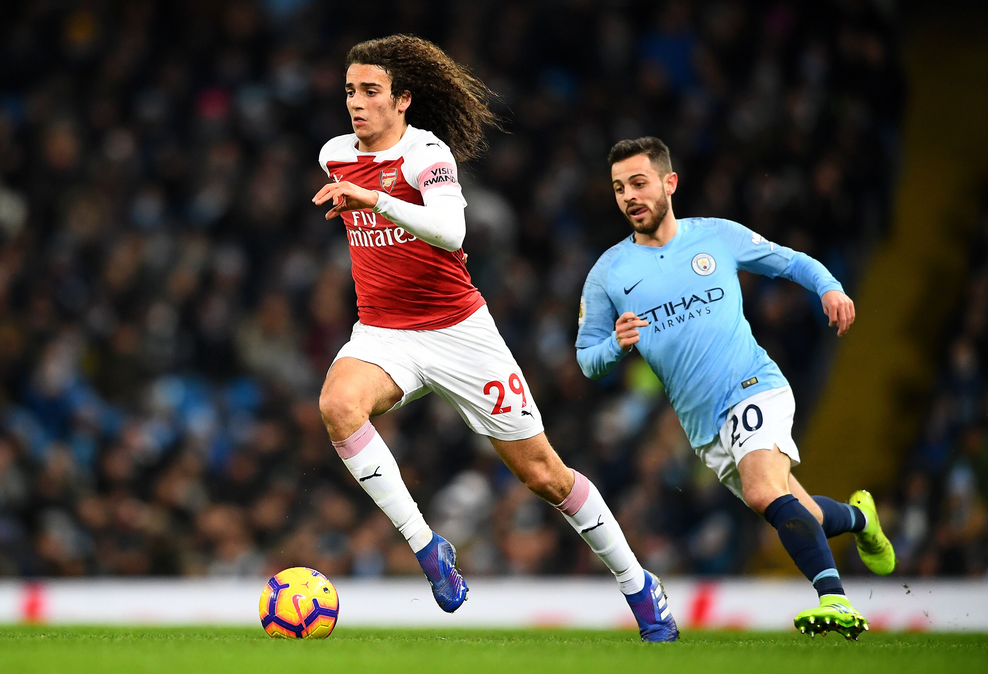 Image result for matteo guendouzi manchester city