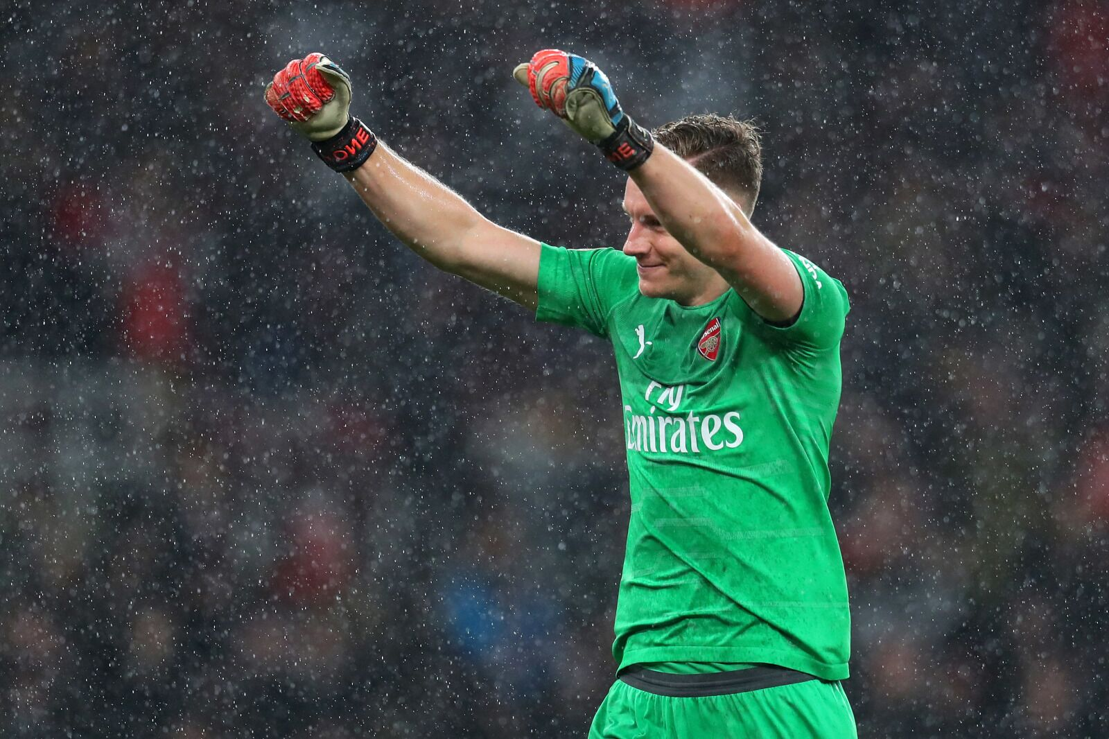 93ad50f57 Arsenal  You ve still got questions  Bernd Leno has more answers