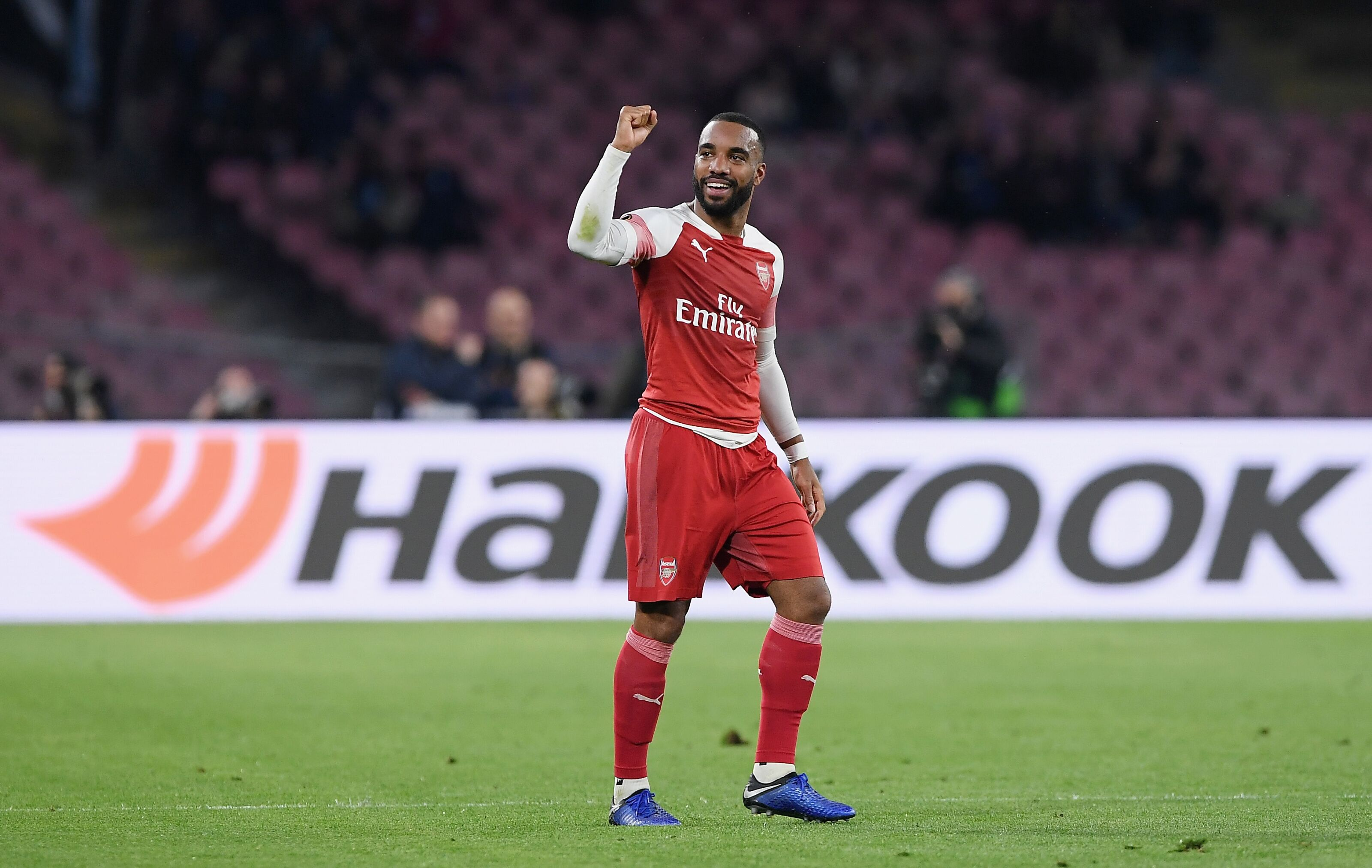 Arsenal: Alexandre Lacazette needs this to be a two-way street