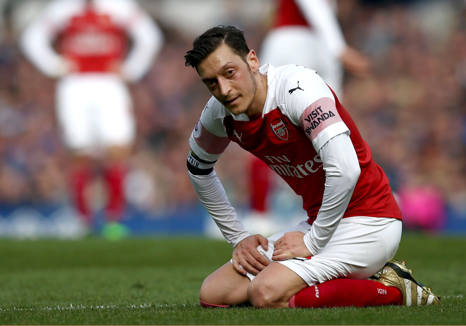 Arsenal and Mesut Ozil: I really don't want to do this again