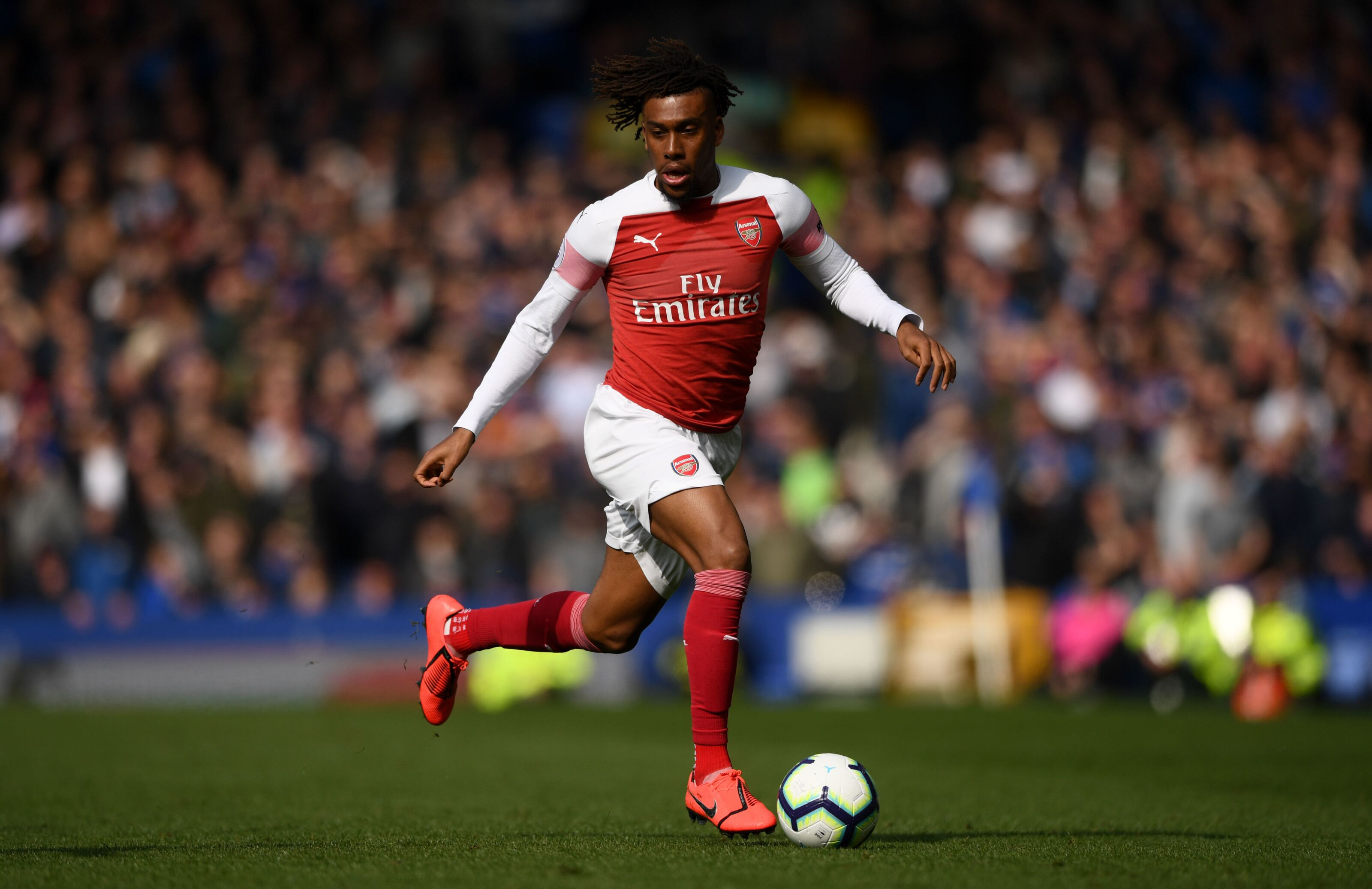 Arsenal: Alex Iwobi standing firm amidst rumors and… still trying
