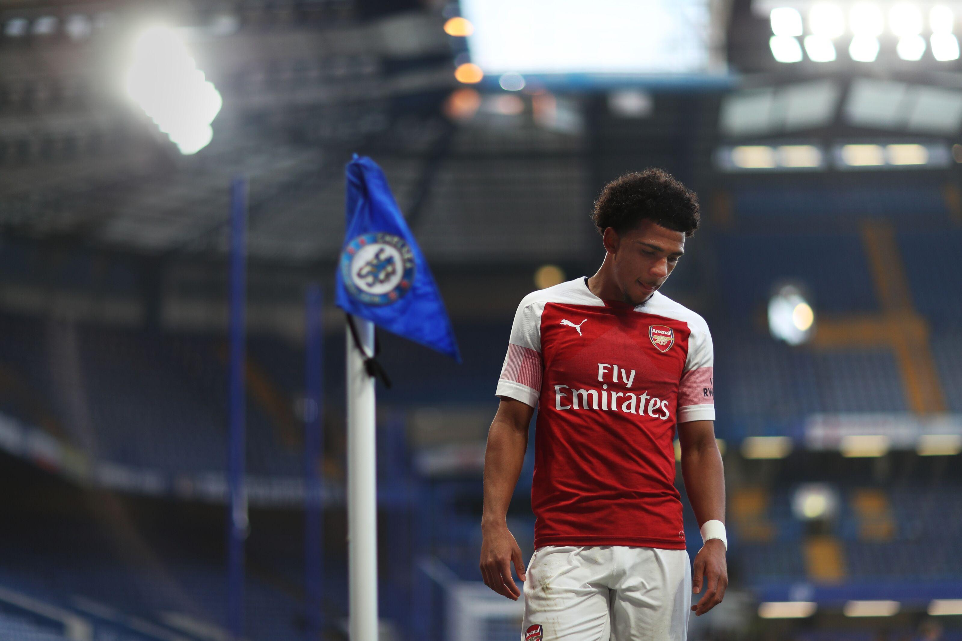 Arsenal: Serge Gnabry sheds light on Xavier Amaechi