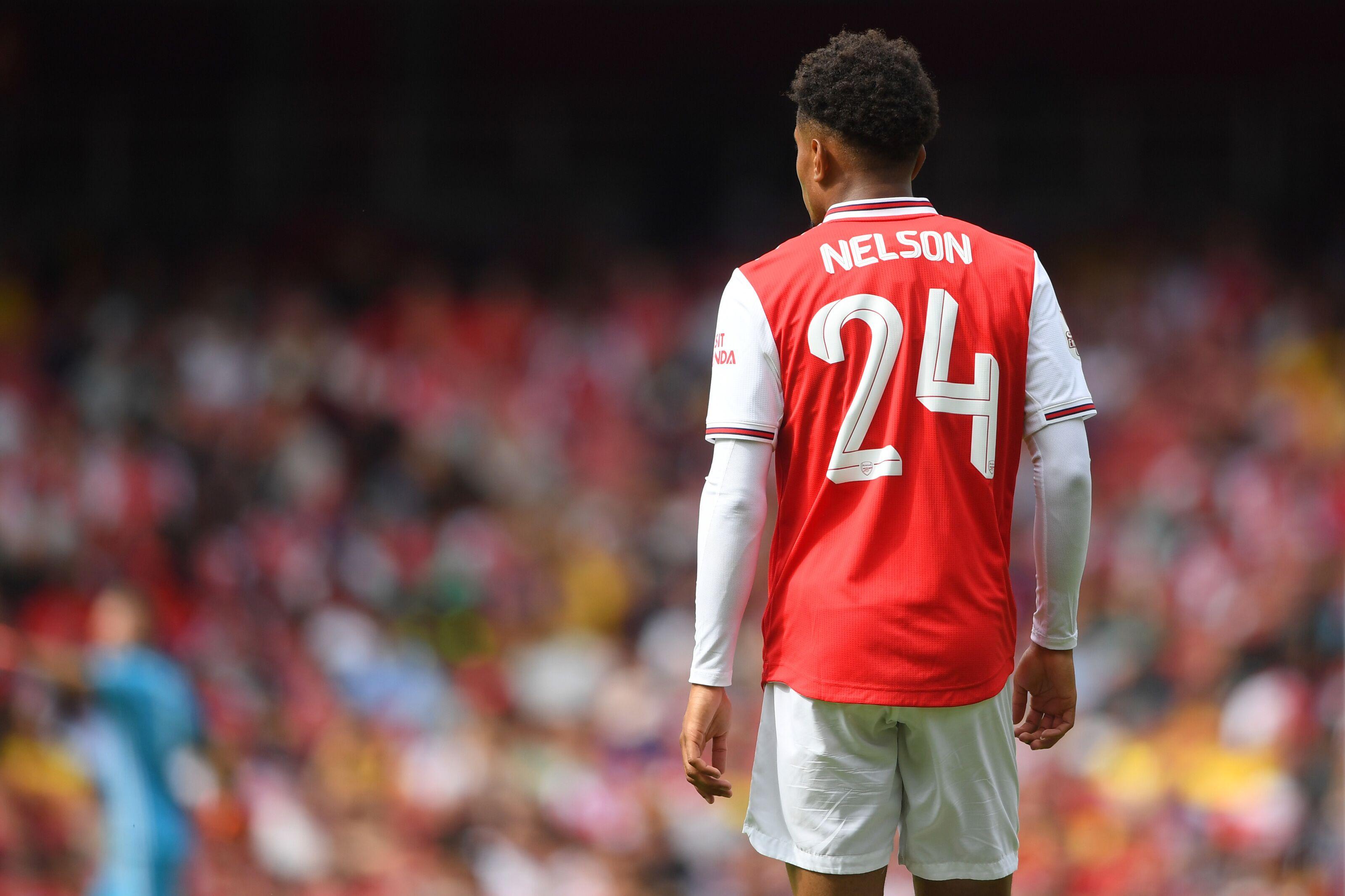 Arsenal Vs Aston Villa: Please play Reiss Nelson