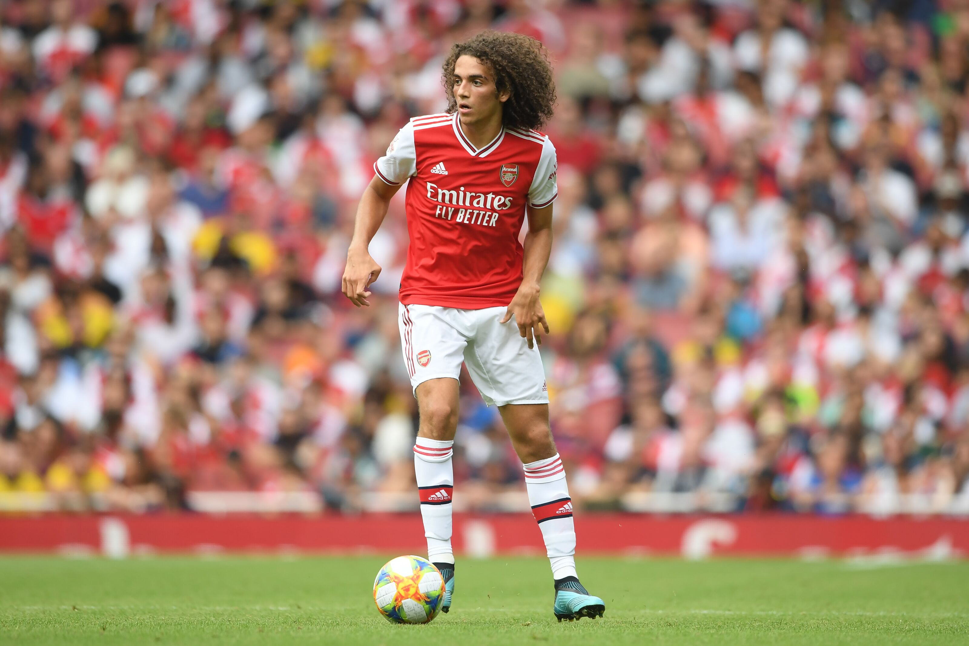 quality design f7f07 edb7c Arsenal: Can we just up Matteo Guendouzi's contract to ...