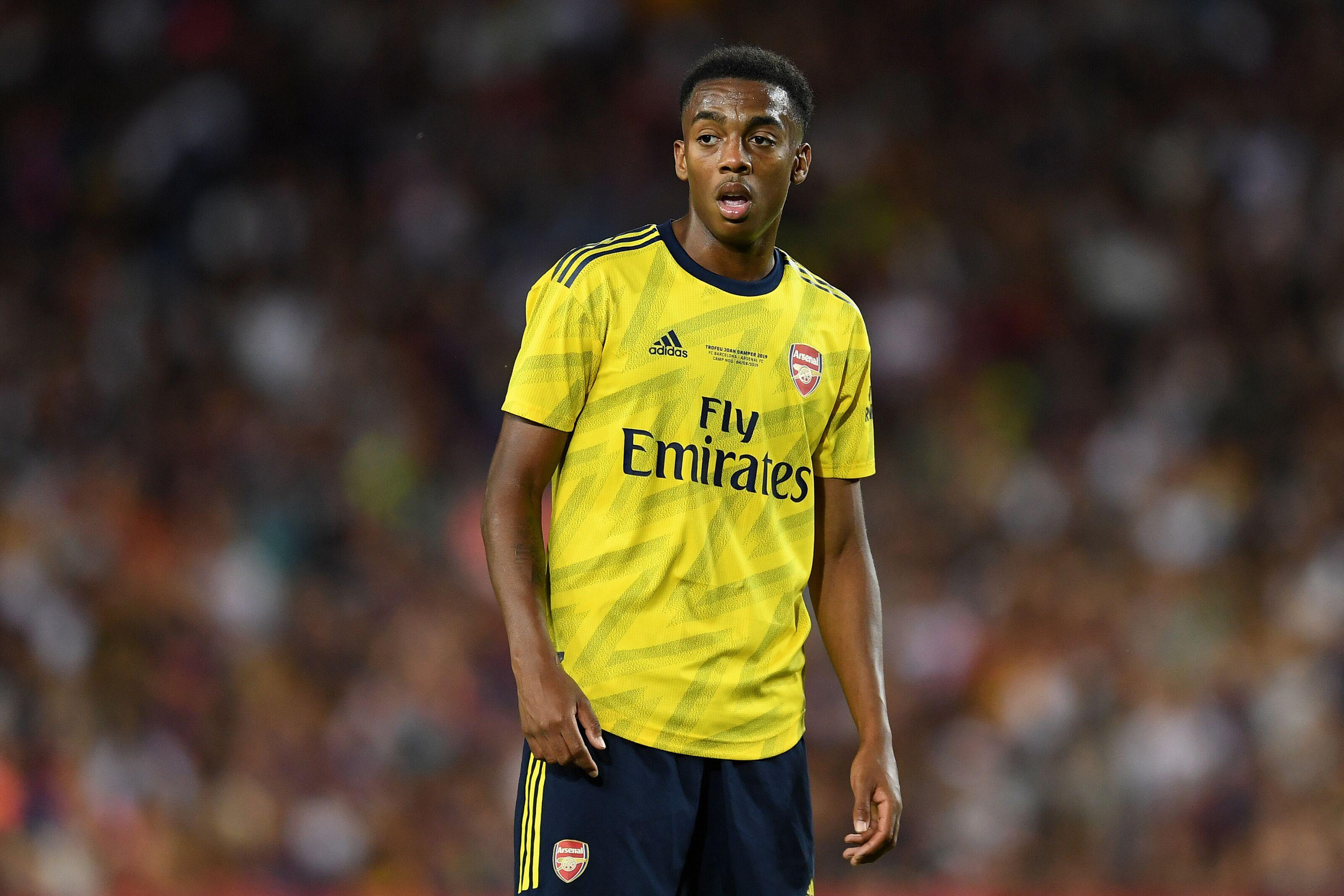 Arsenal: Joe Willock budding, but Aaron Ramsey still ages away