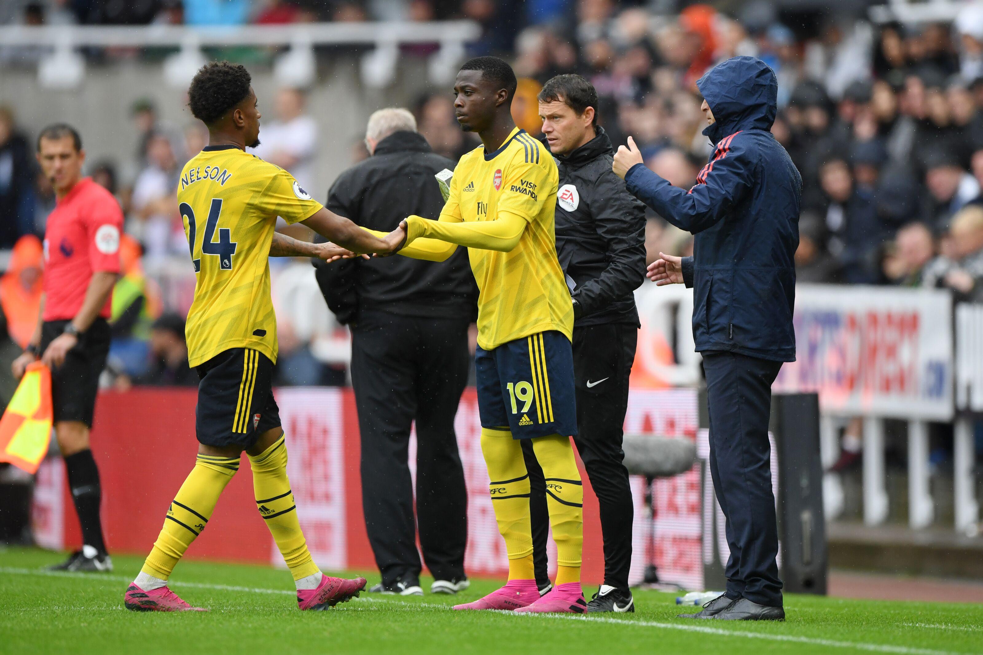 Arsenal vs Burnley: Nicolas Pepe probably isn't going to start