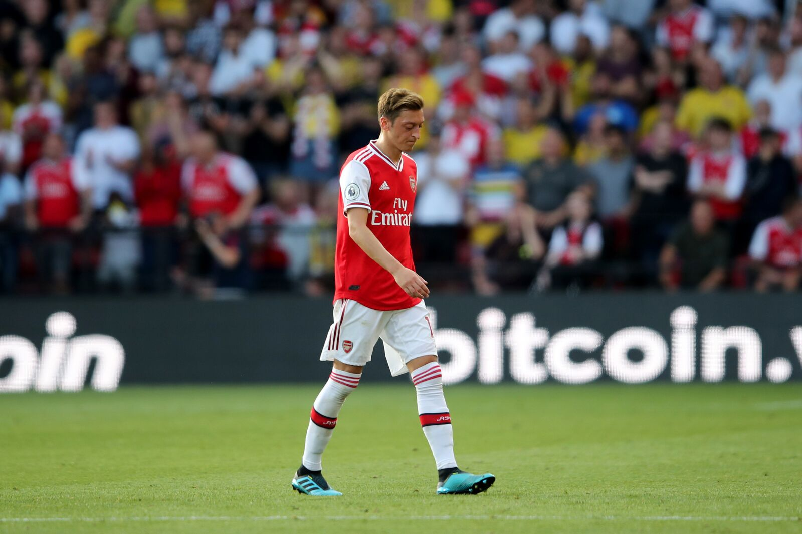 Arsenal: The Mesut Ozil mess, all over again