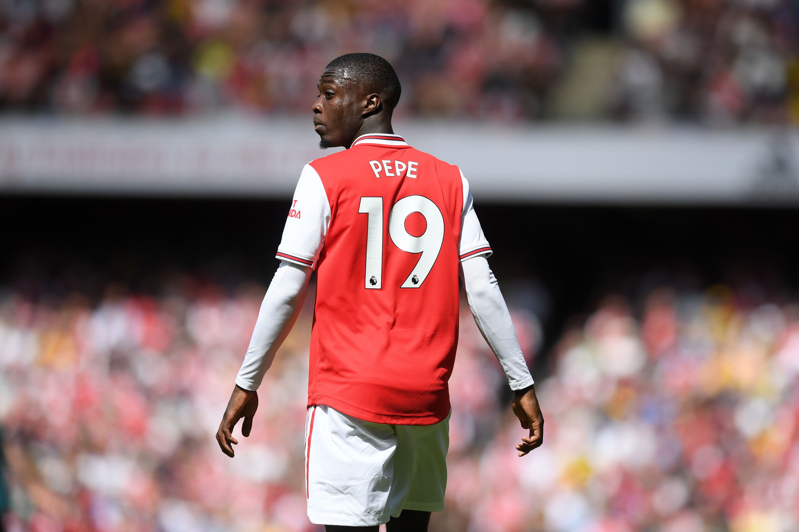 Arsenal: Imagine what Nicolas Pepe can do with 90 minutes