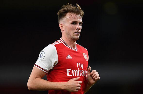 Arsenal Vs Eintracht Frankfurt: Predicted starting XI – Rob Holding returns?